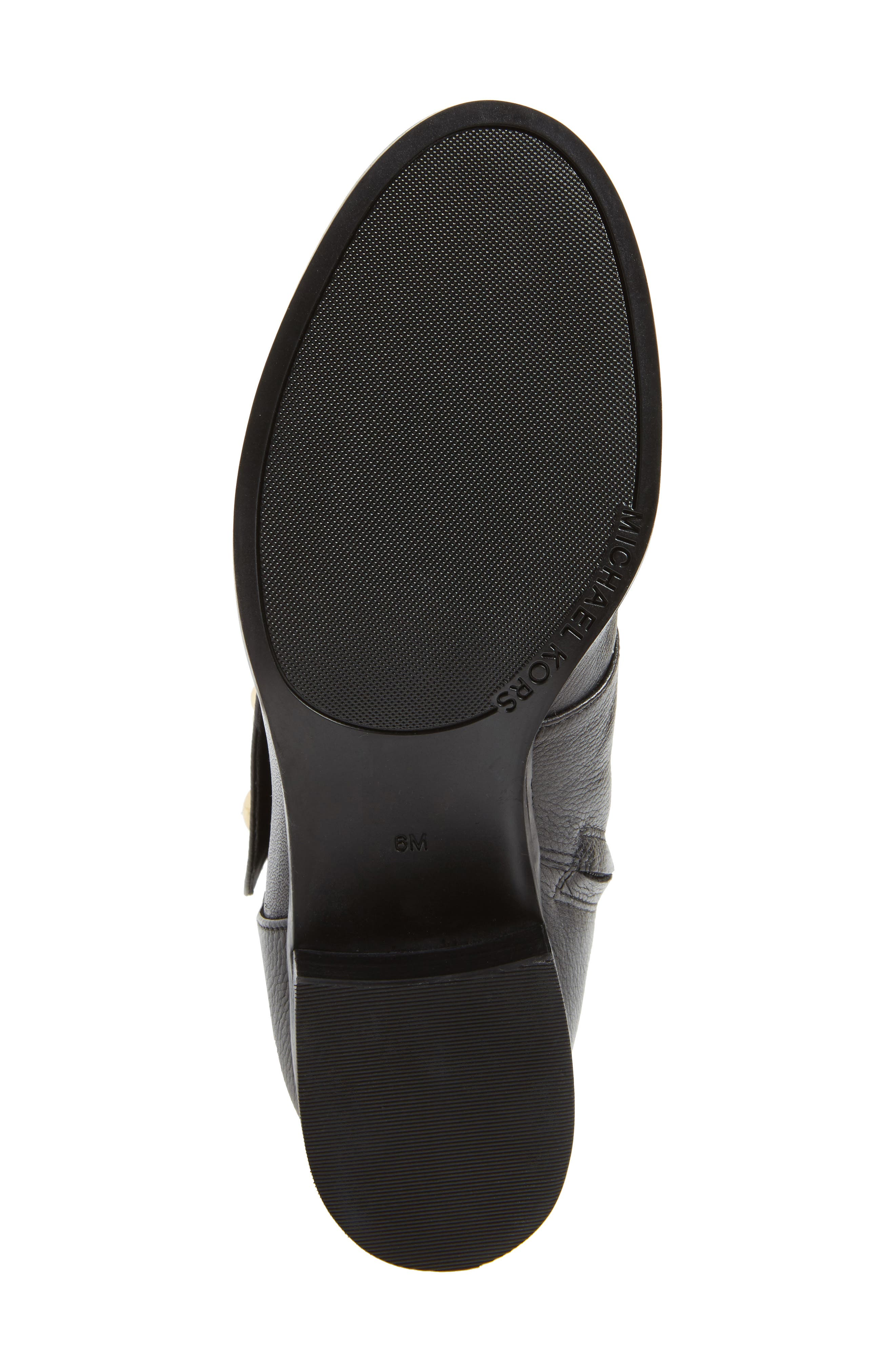 Maisie Boot,                             Alternate thumbnail 6, color,                             Black Tumbled Leather