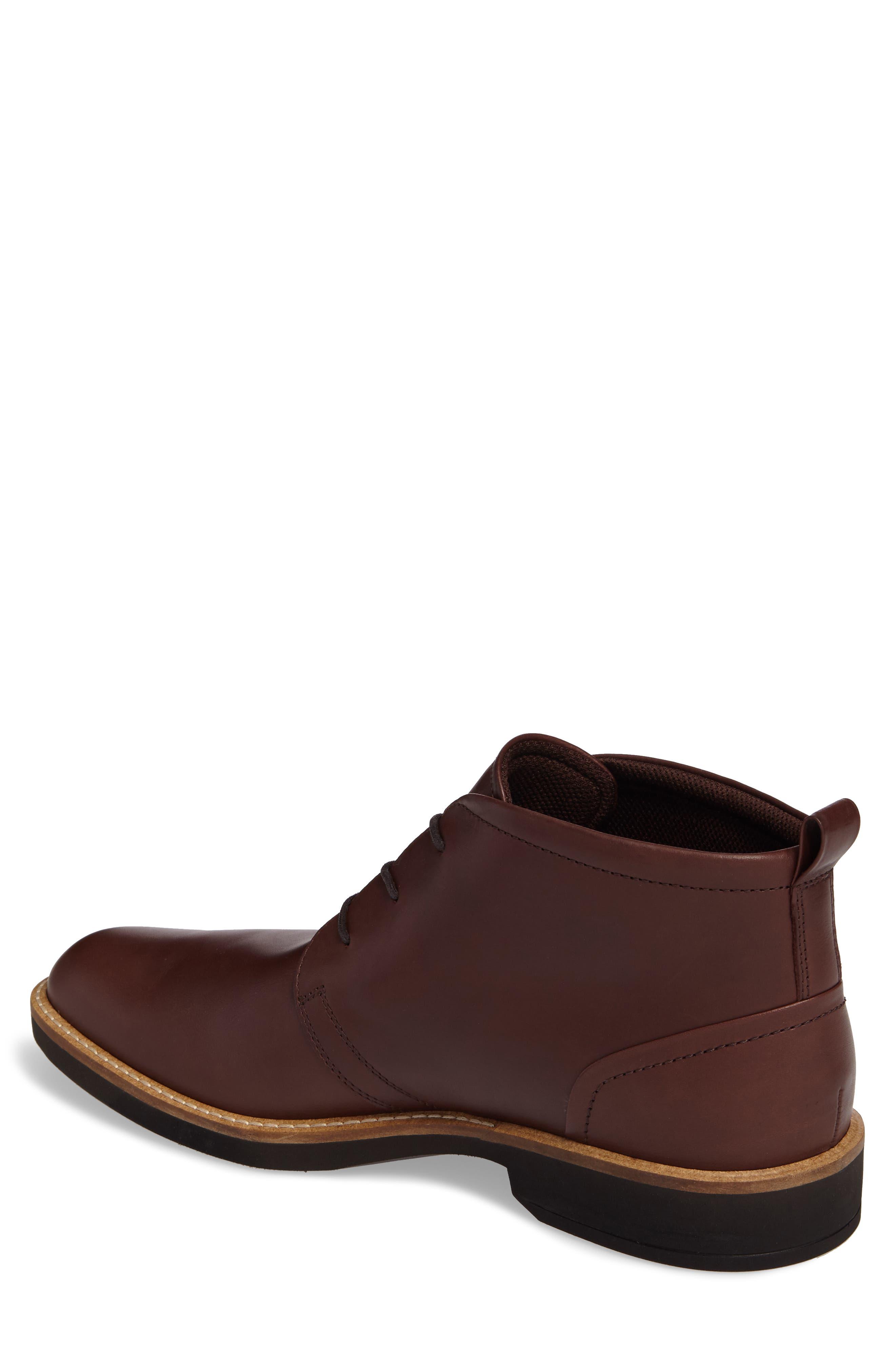 Biarritz Chukka Boot,                             Alternate thumbnail 2, color,                             Rust Leather