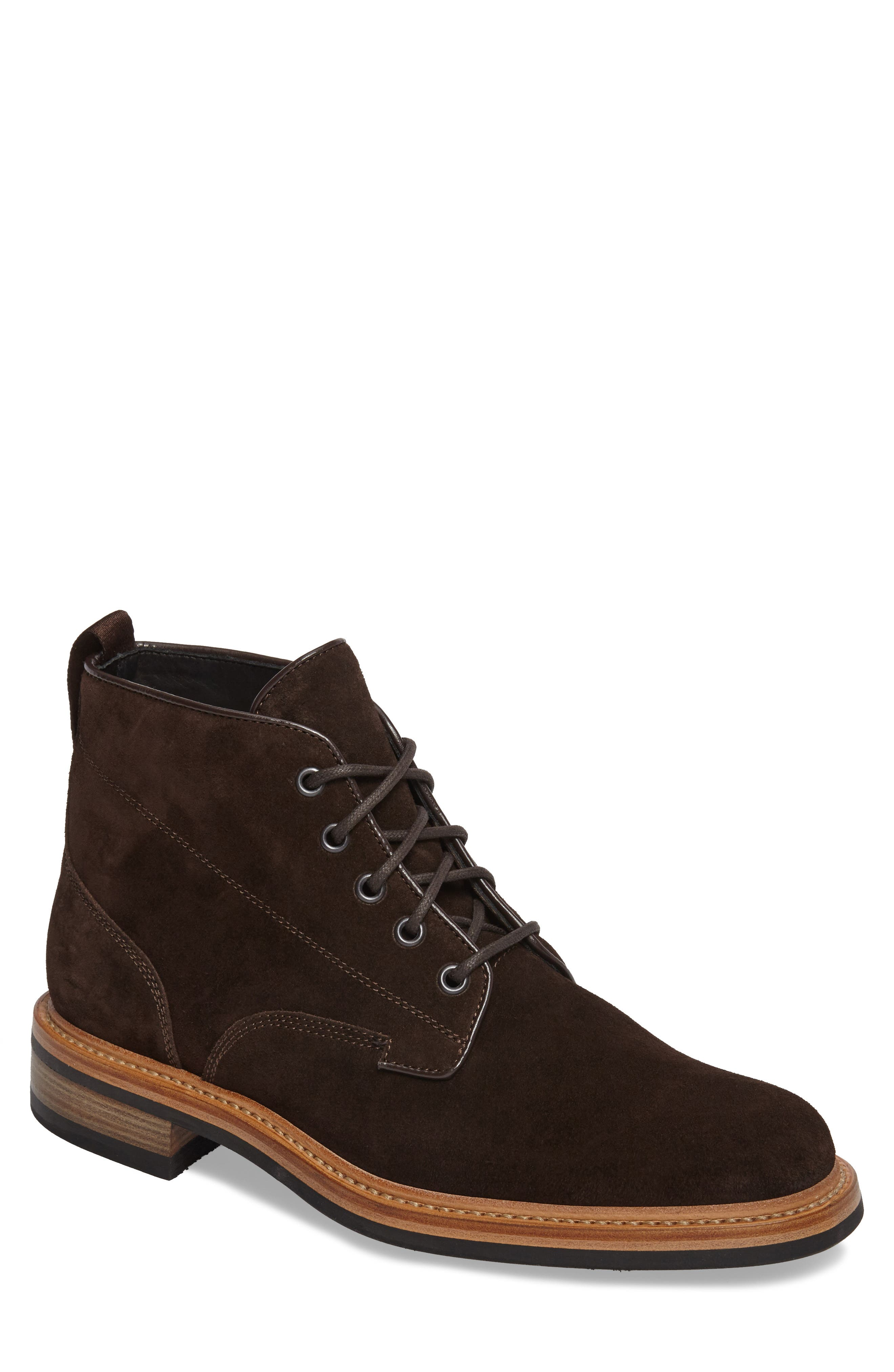 rag + bone Spencer Plain Toe Boot (Men)