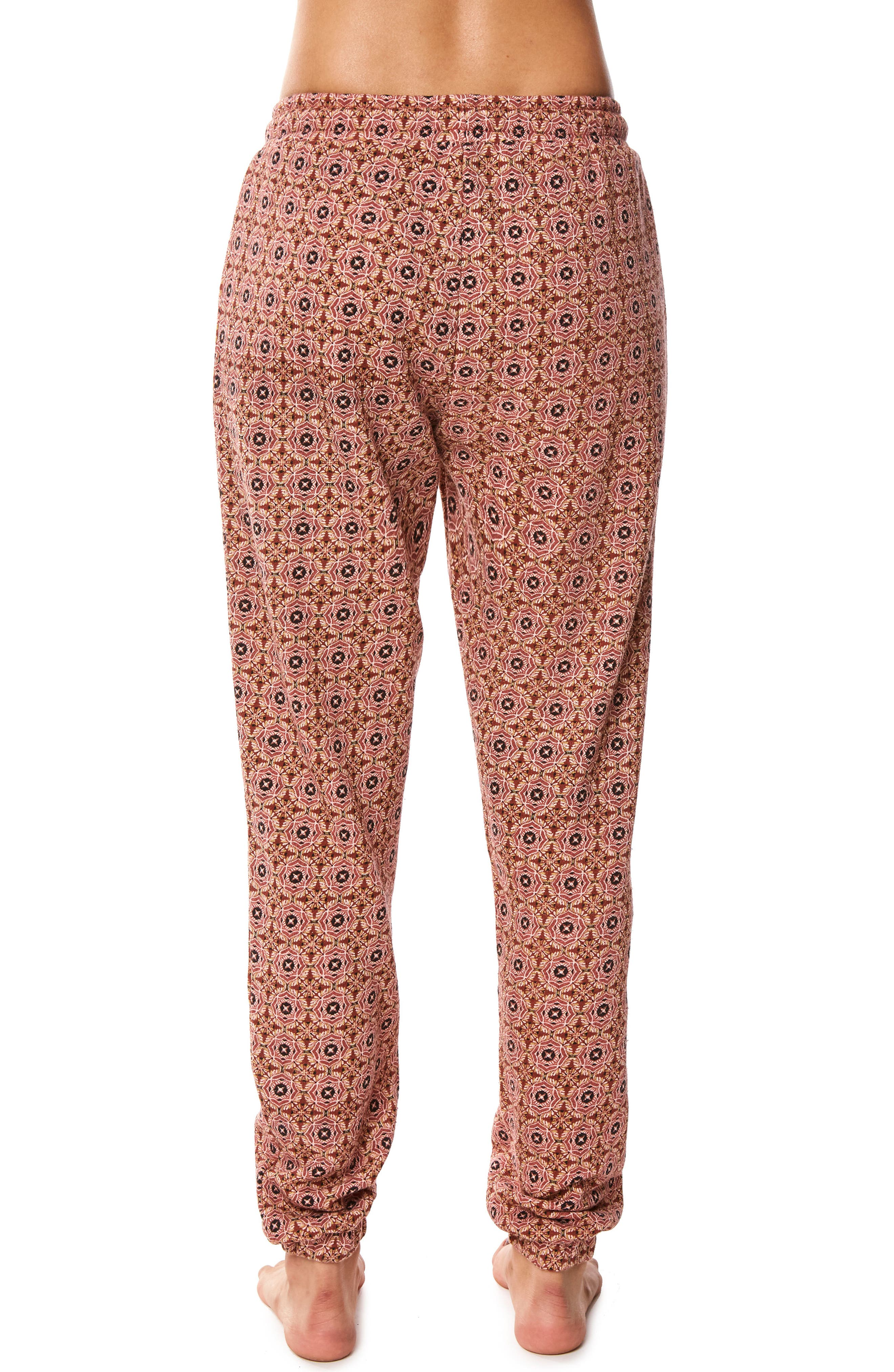 Alternate Image 2  - O'Neill Sloane Print Jogger Pants