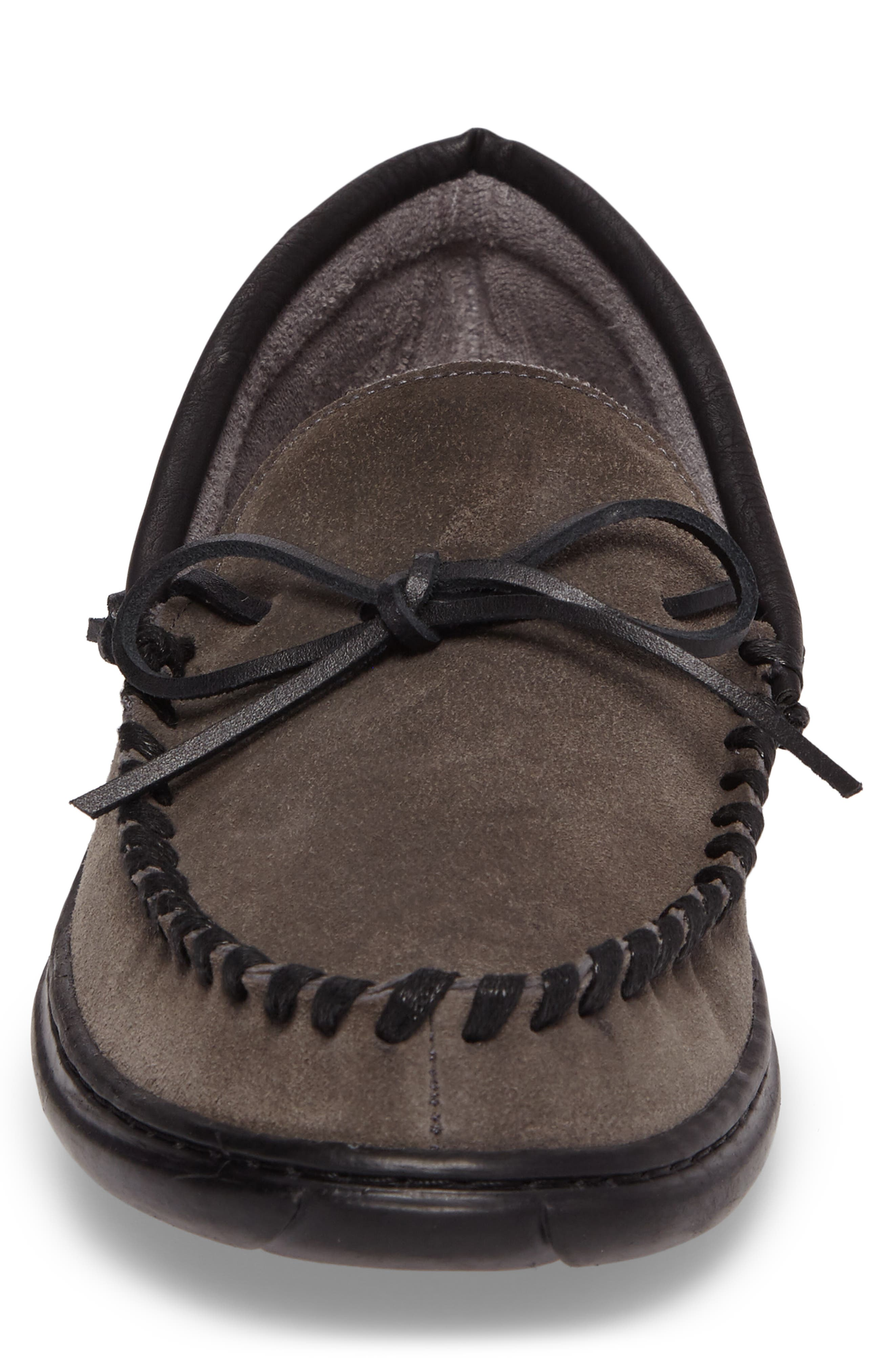 Alternate Image 4  - L.B. Evans 'Atlin' Moccasin (Online Only)