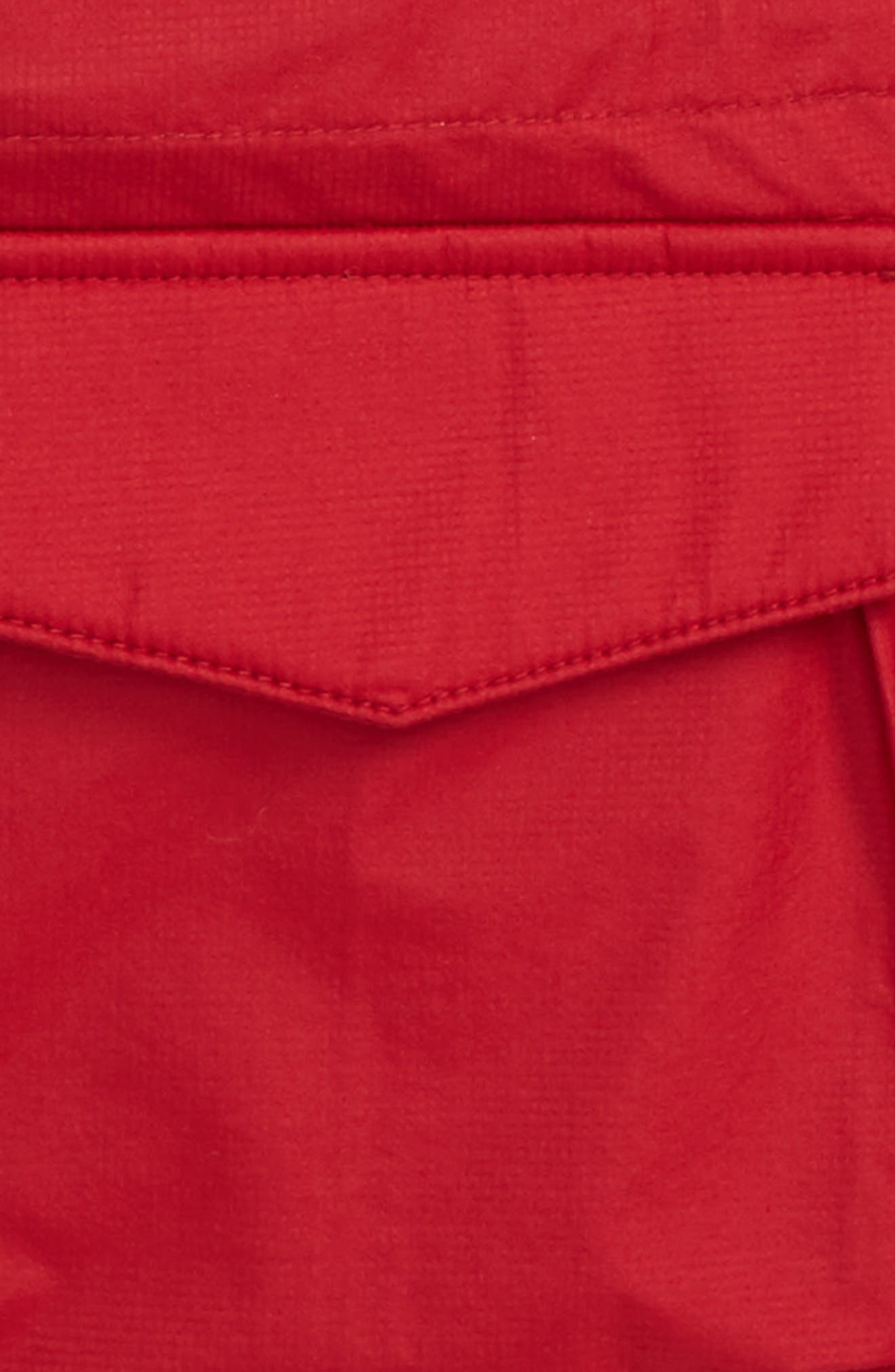 Terrick 3-in-1 Jacket,                             Alternate thumbnail 2, color,                             Parade Red
