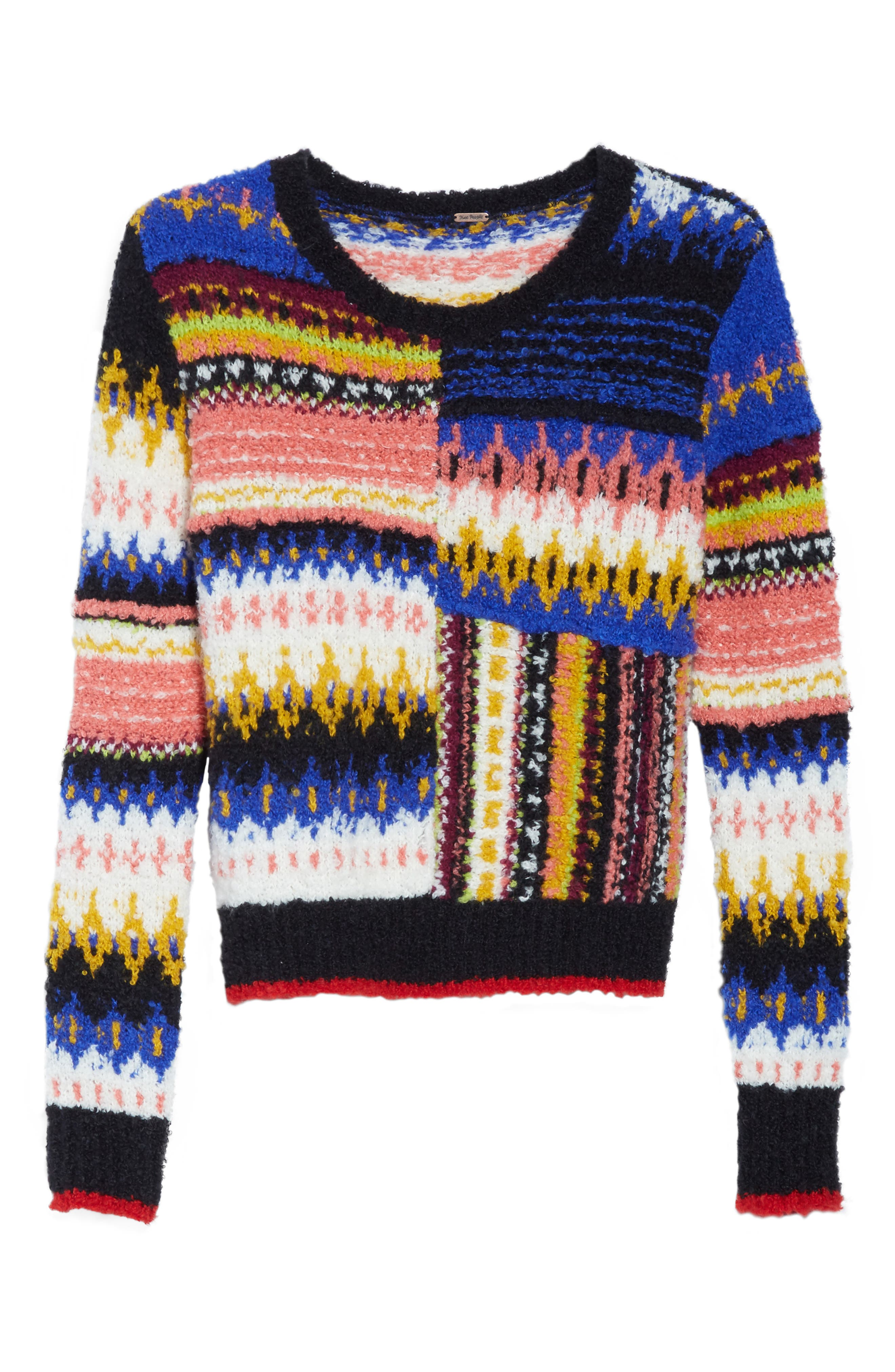 Best Day Ever Sweater,                             Alternate thumbnail 6, color,                             Multi