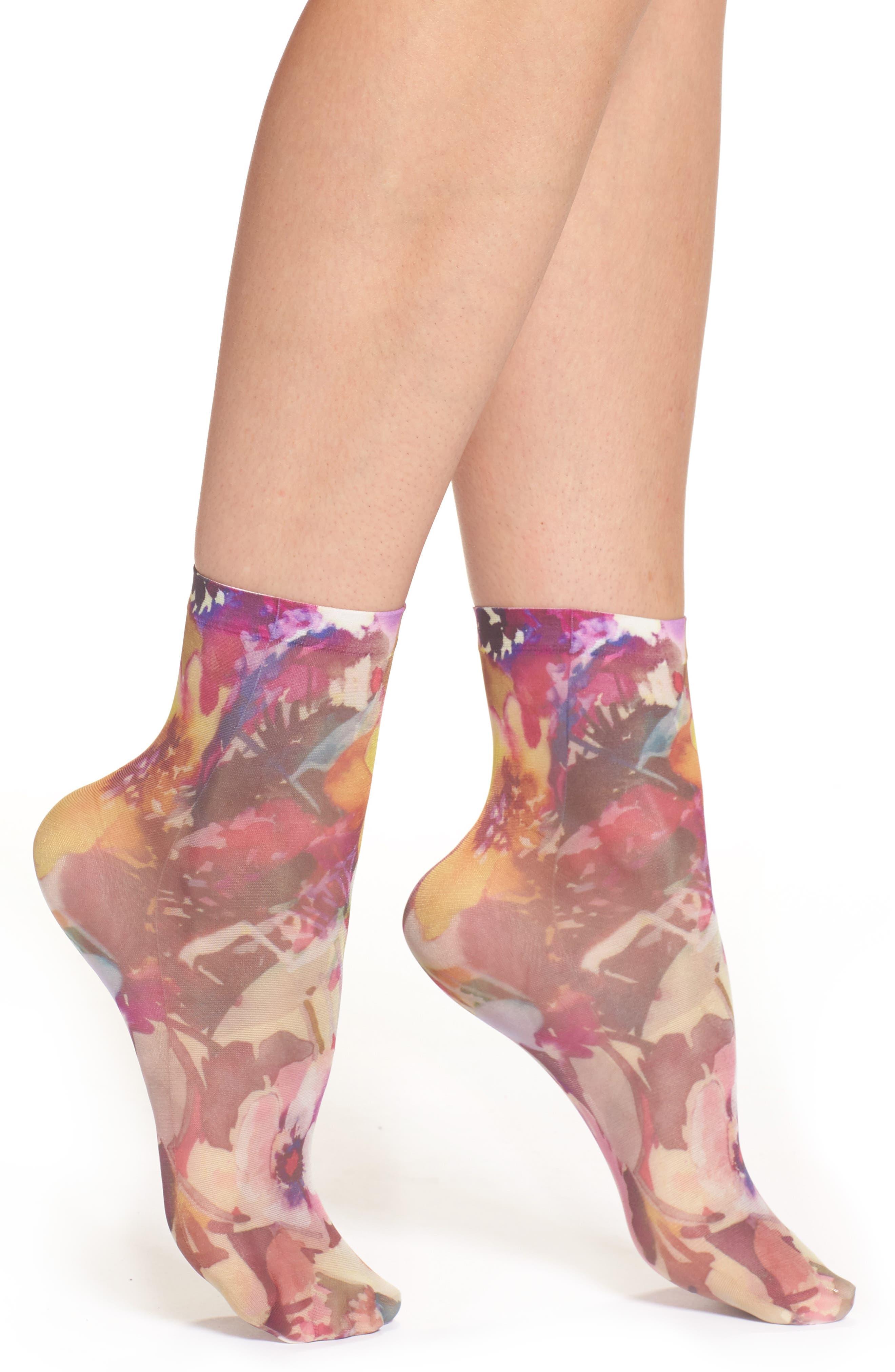 Sarah Borghi Dalida Ankle Socks