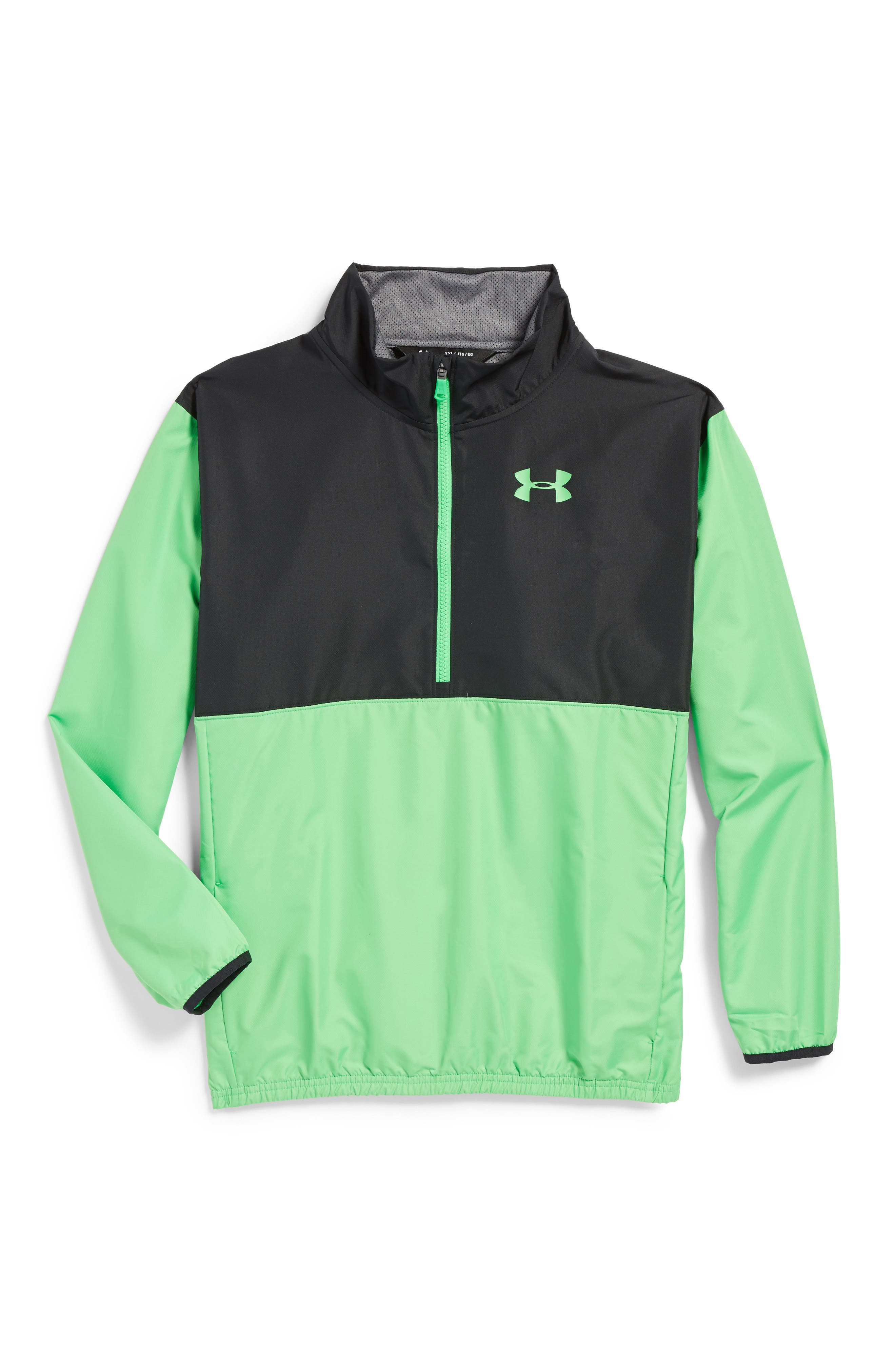 Under Armour Train to Game Half Zip Pullover (Little Boys & Big Boys)