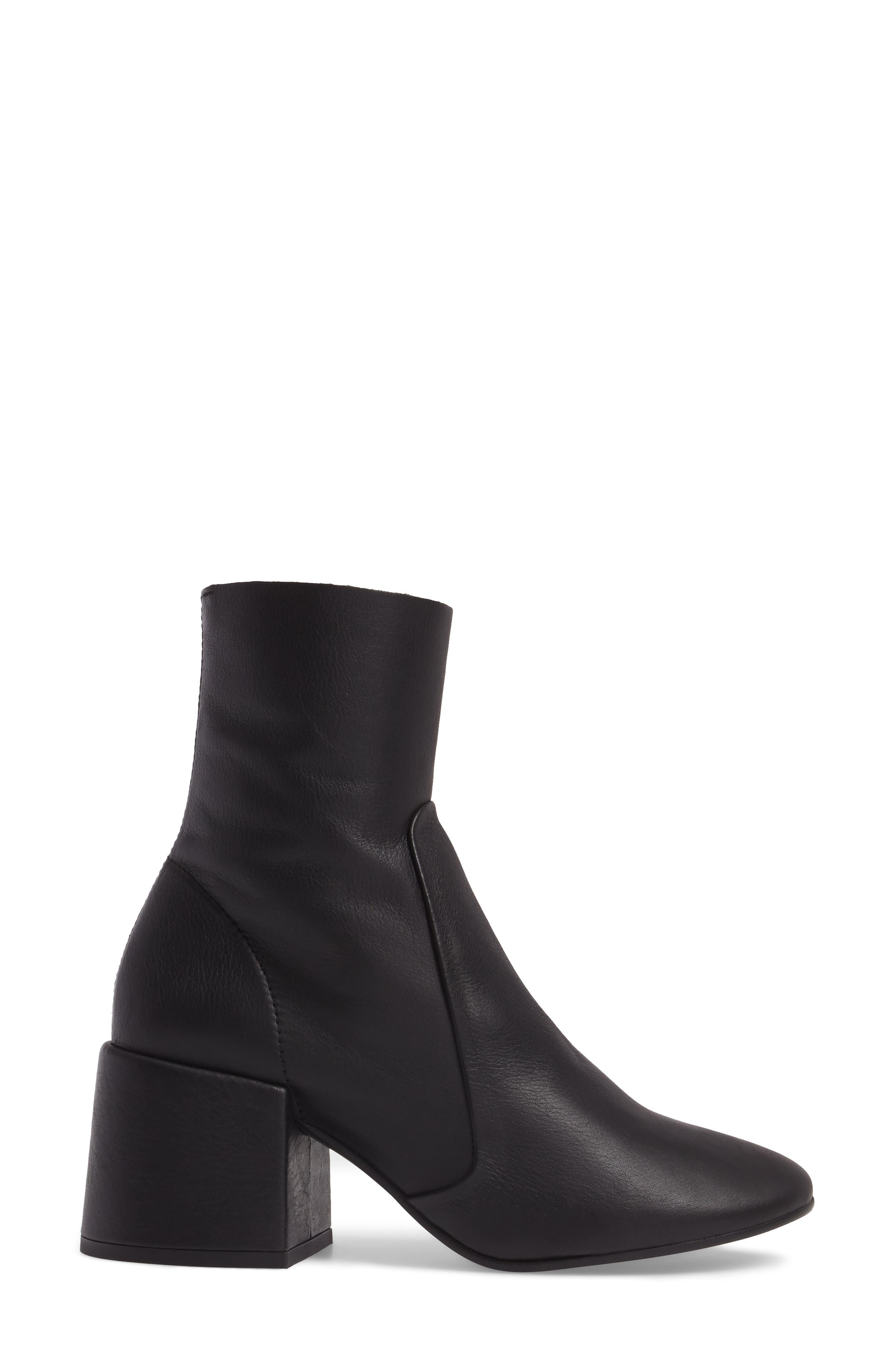 Ashcroft Bootie,                             Alternate thumbnail 3, color,                             Black