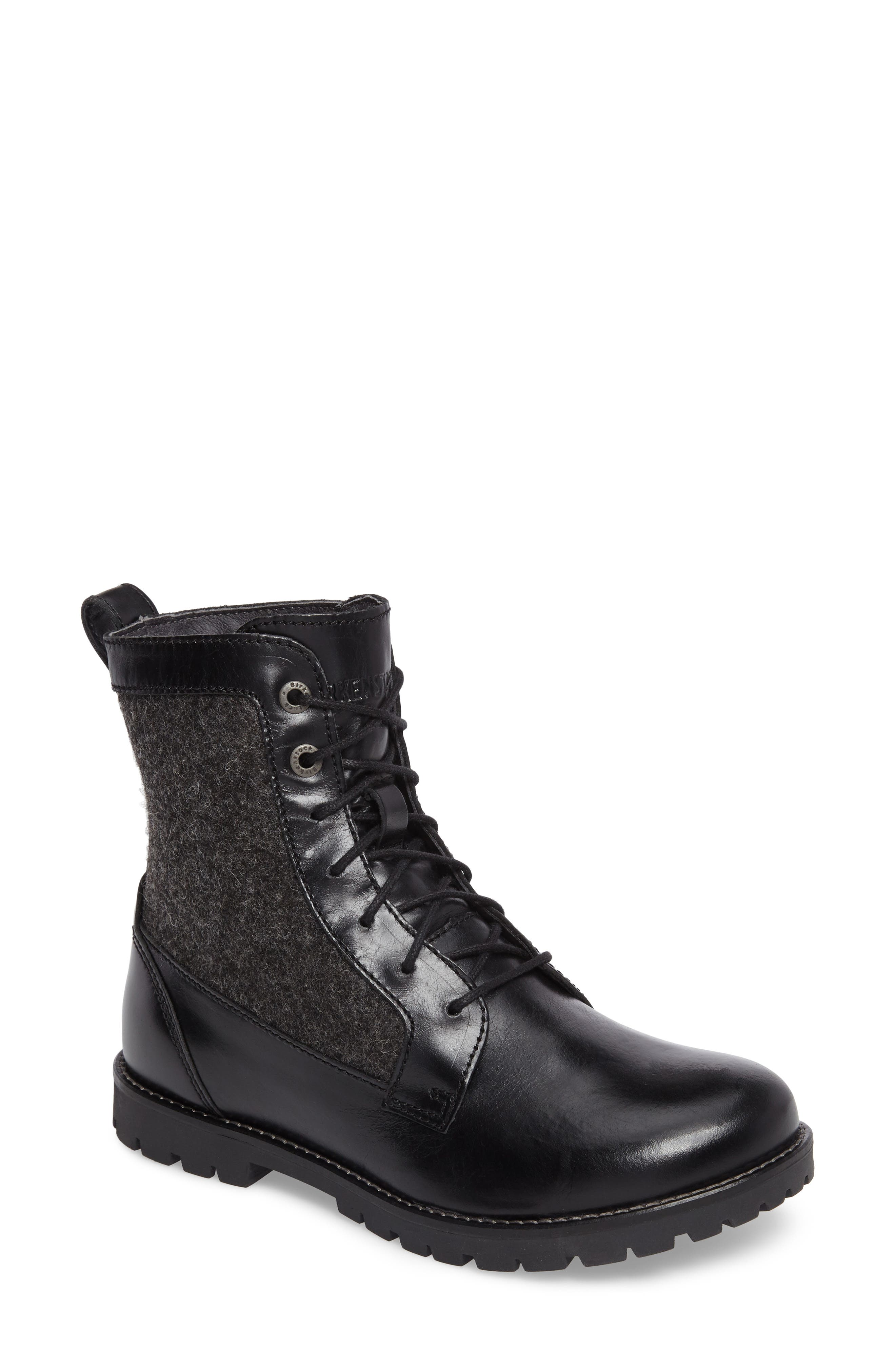 Alternate Image 1 Selected - Birkenstock Gilford Lace-Up Boot (Women)