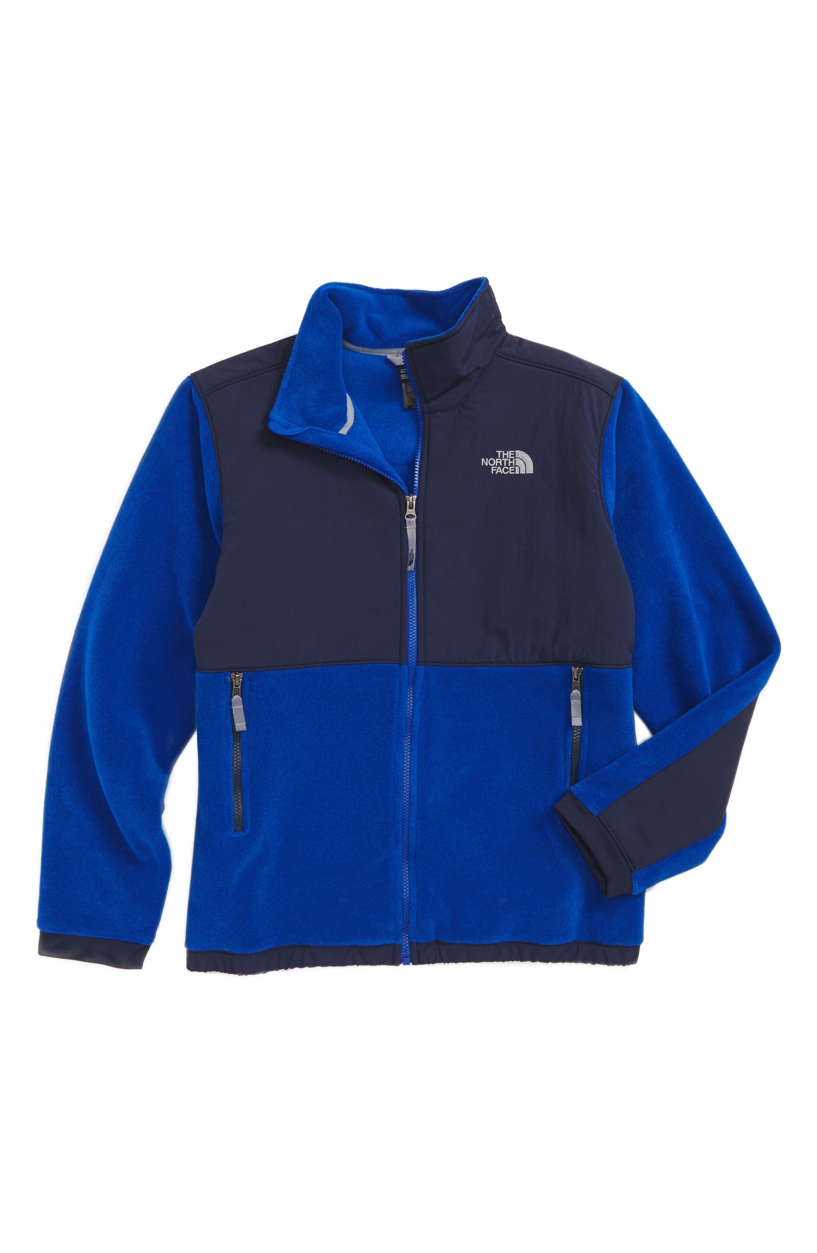 Alternate Image 1 Selected - The North Face 'Denali' Thermal Jacket (Big Boys)