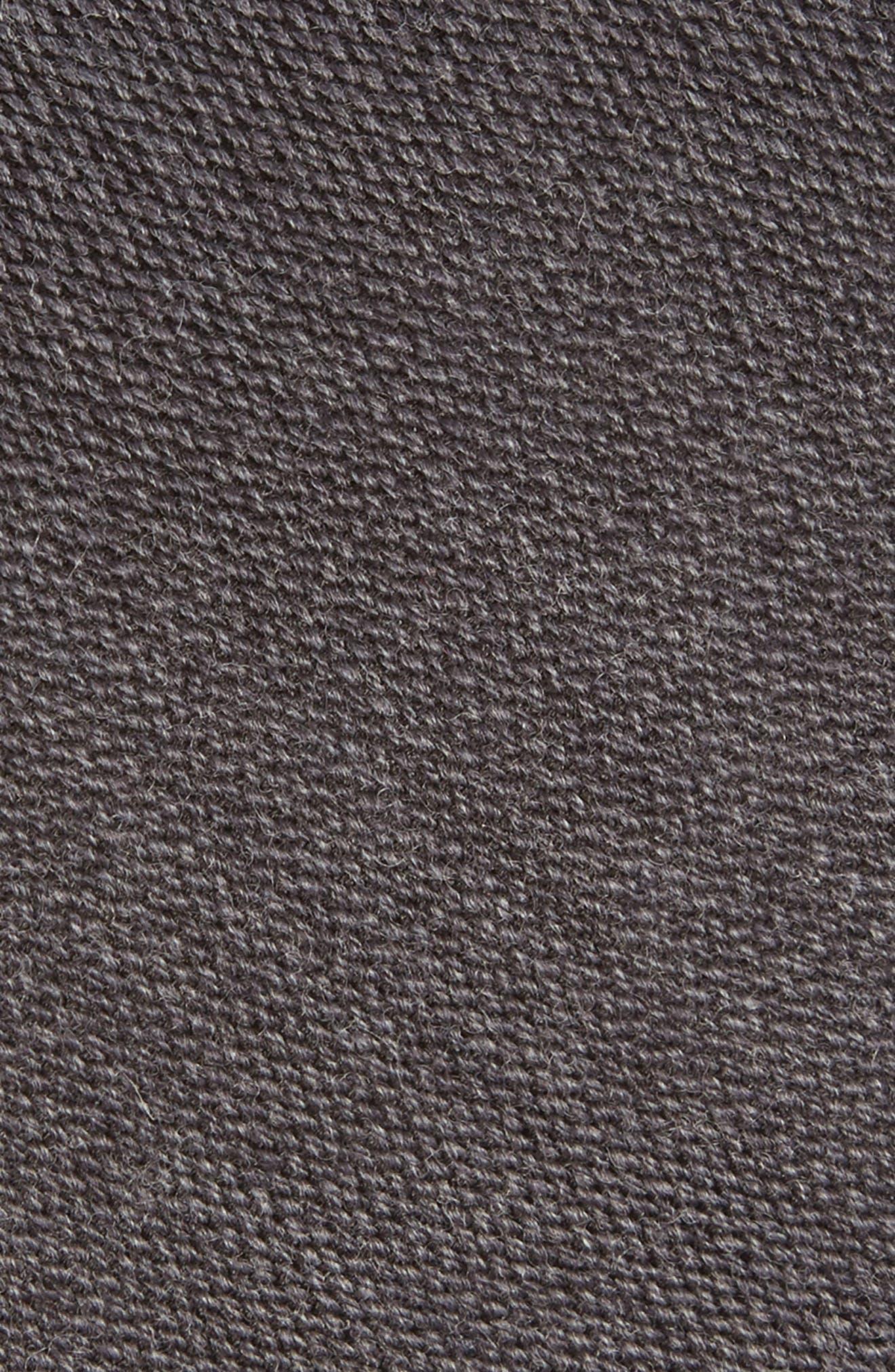 Alternate Image 2  - Strong Suit Solid Mélange Silk & Wool Tie