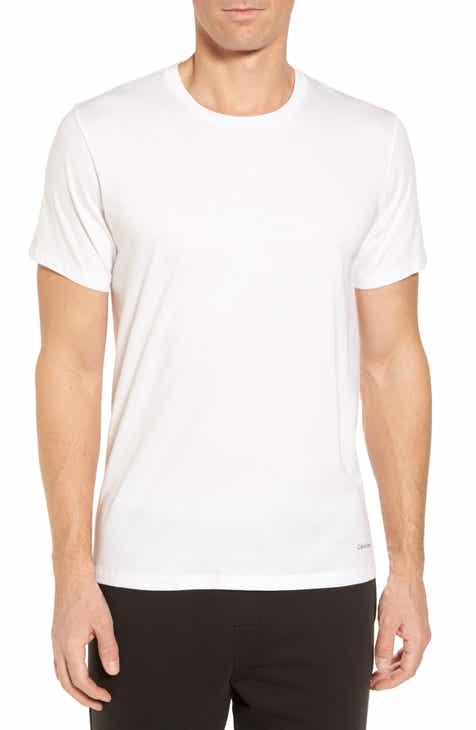 903eda32bd4b Calvin Klein Cotton Class 4-Pack Crewneck T-Shirt