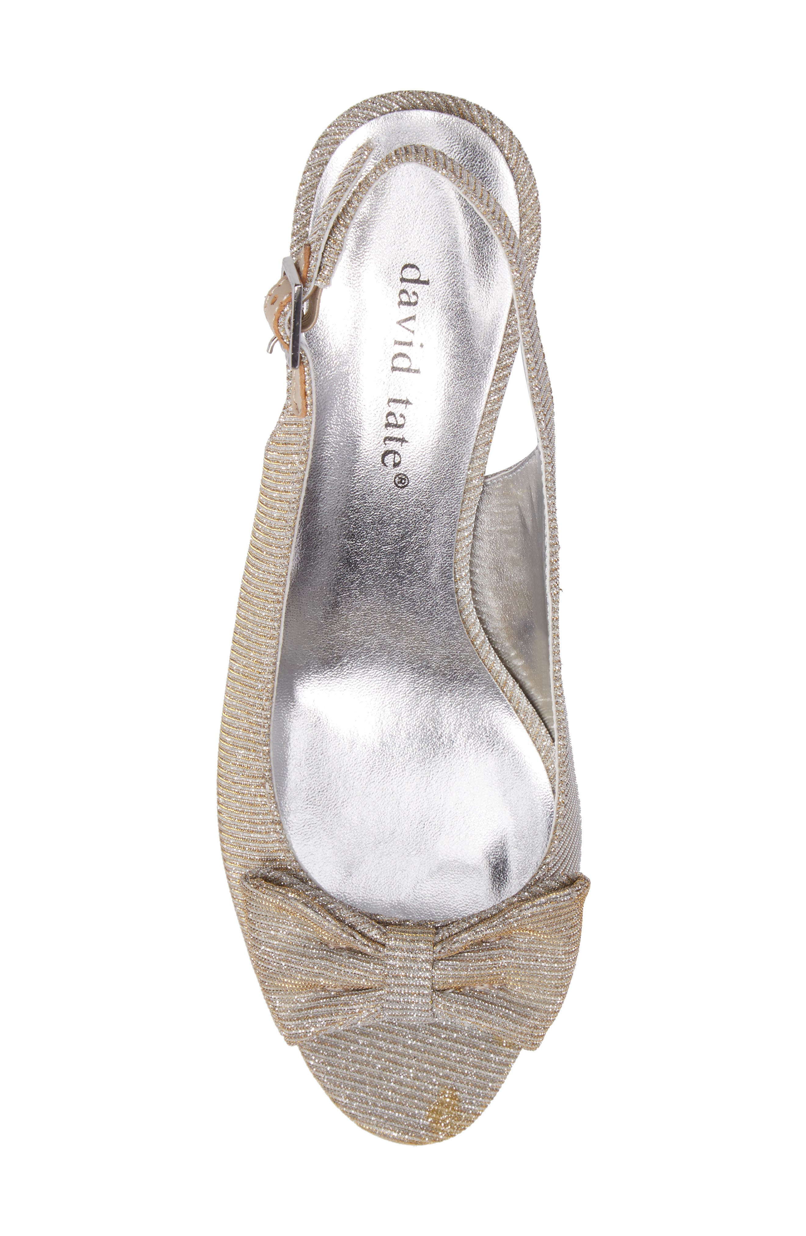 Alternate Image 6  - David Tate Spirit Slingback Sandal (Women)