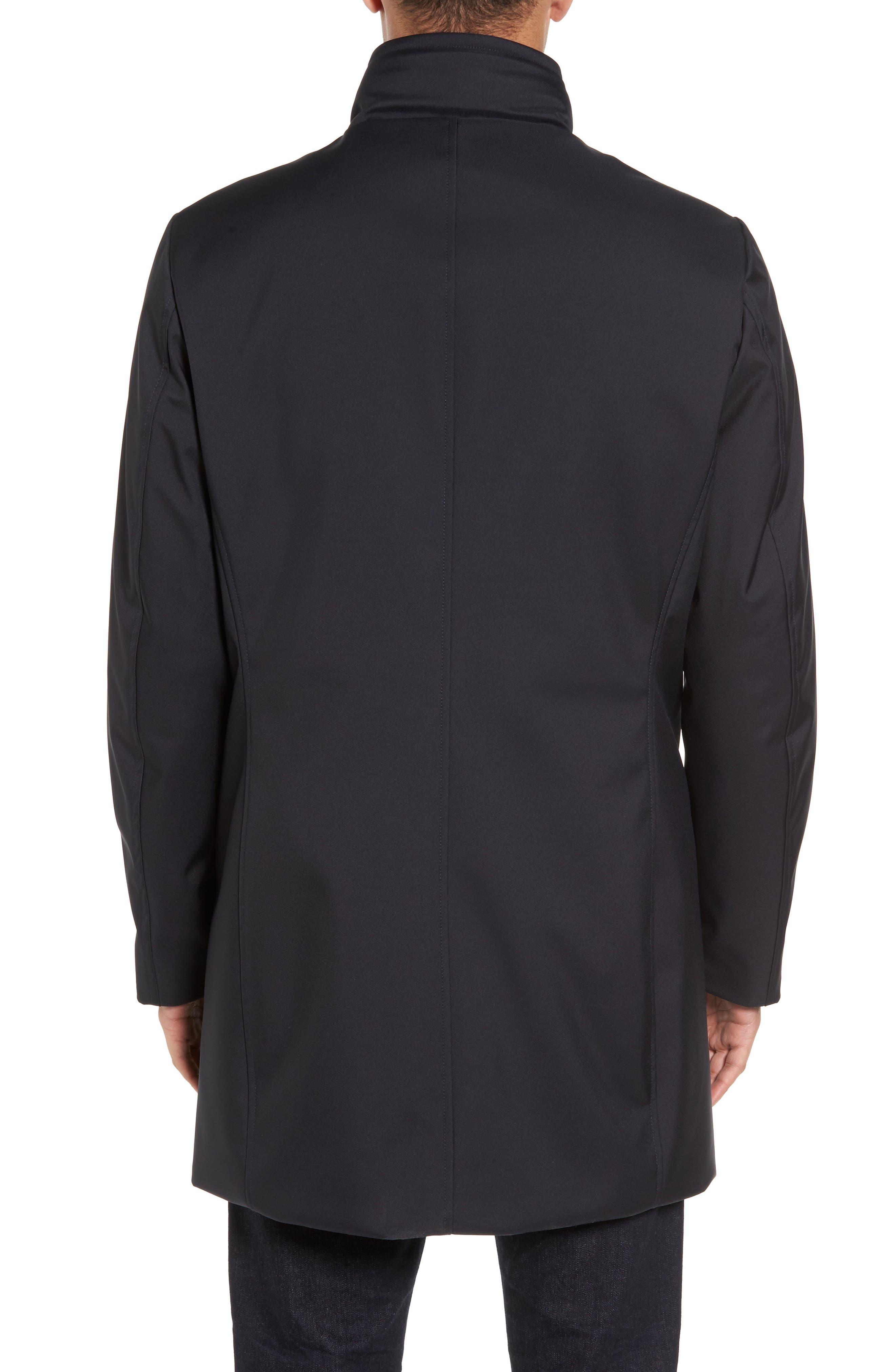 Alternate Image 2  - MooRER Bond Water-Repellent Coat