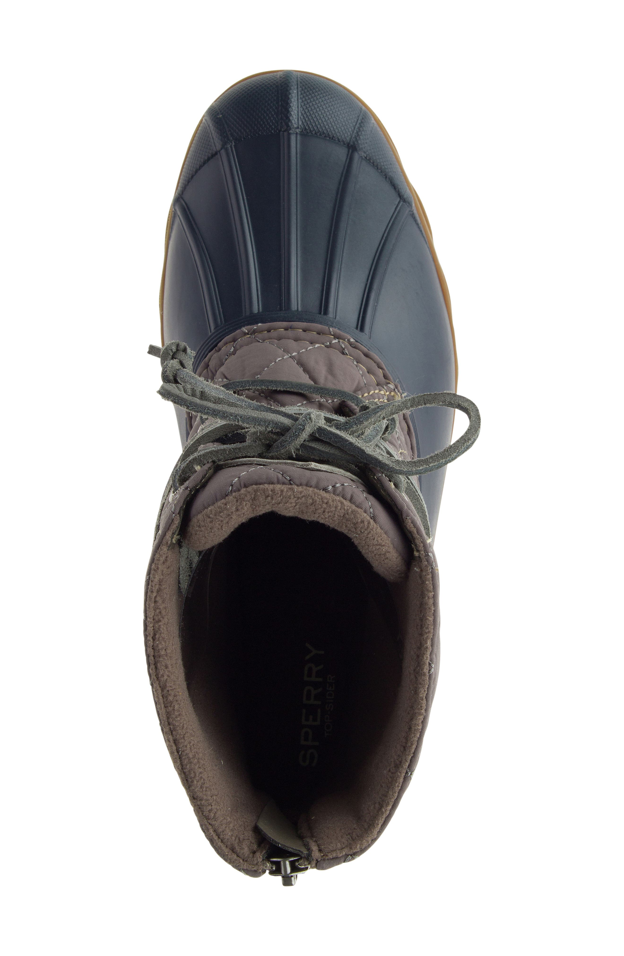 Alternate Image 5  - Sperry Saltwater Quilted Watperproof Boot (Women)