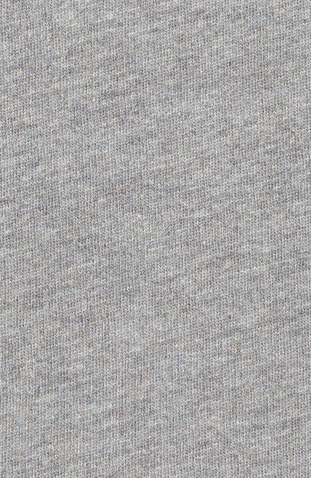 Alternate Image 5  - BRUNETTE the Label Brunette Sweatshirt Dress
