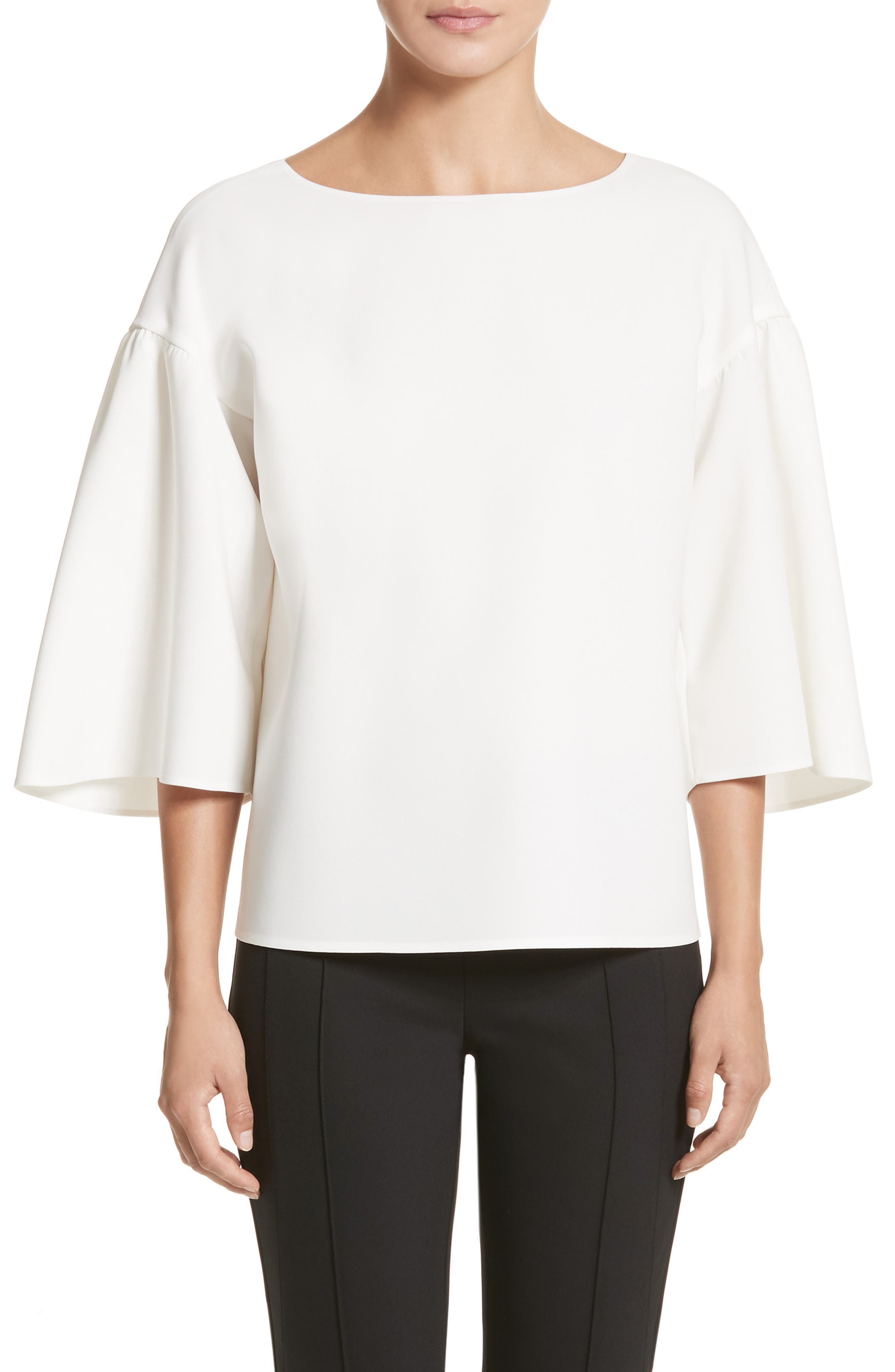 Gwendolyn Blouse,                         Main,                         color, Cloud