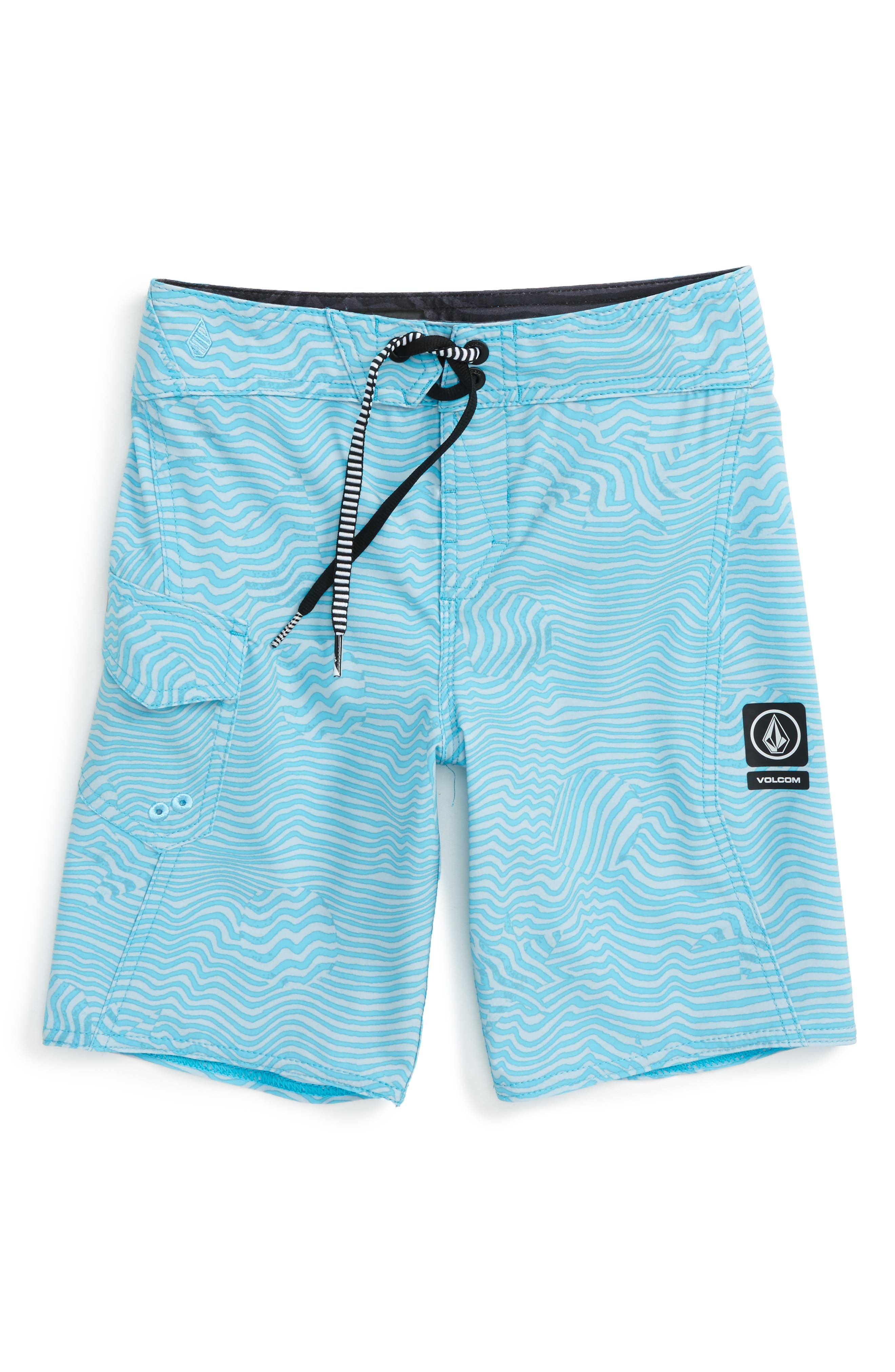 Volcom Magnetic Stone Board Shorts (Toddler Boys & Little Boys)
