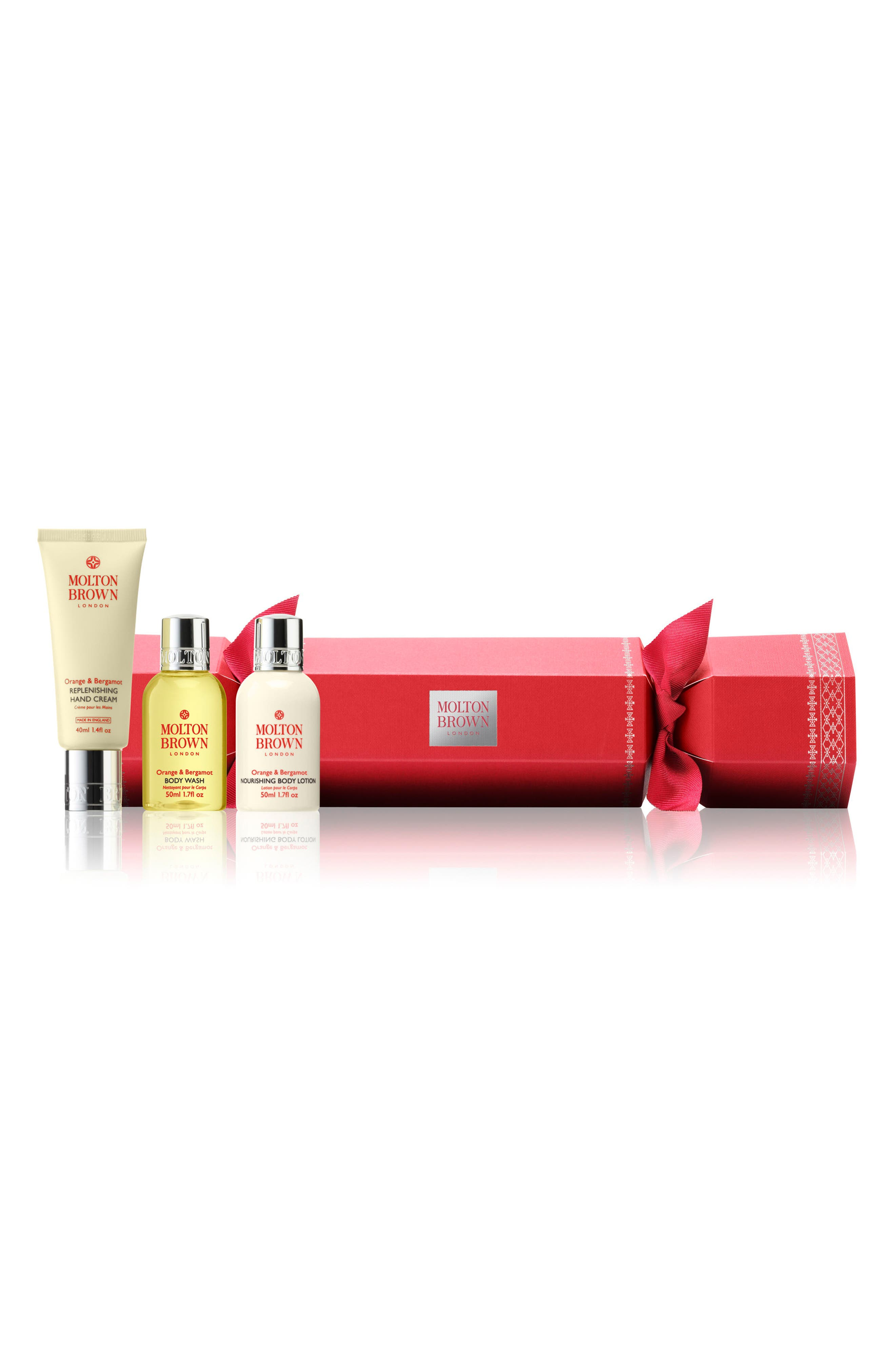 Alternate Image 1 Selected - MOLTON BROWN London Orange & Bergamot Collection (Nordstrom Exclusive) ($29 Value)