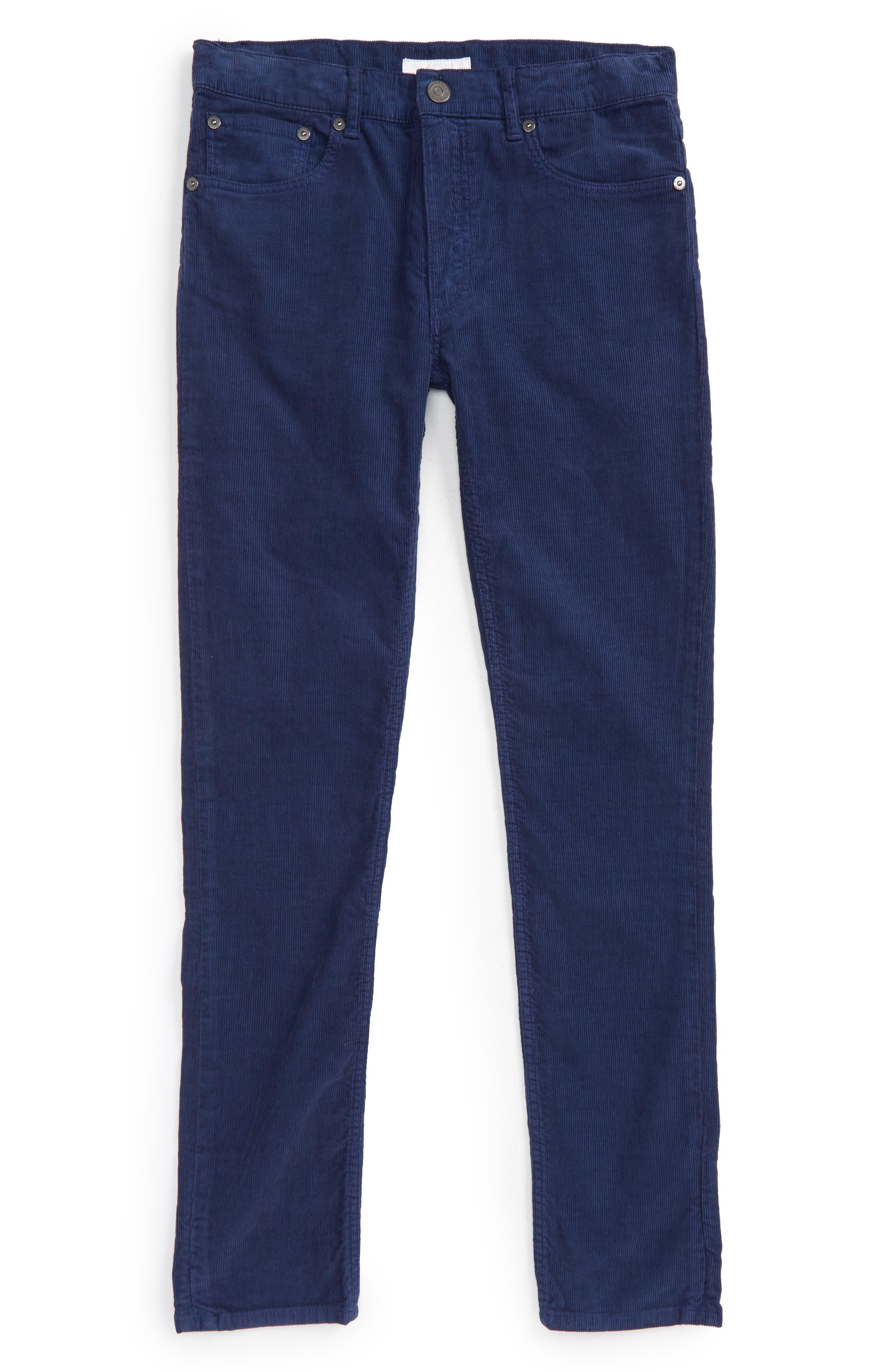 Burberry Corduroy Skinny Pants (Little Boys & Big Boys)