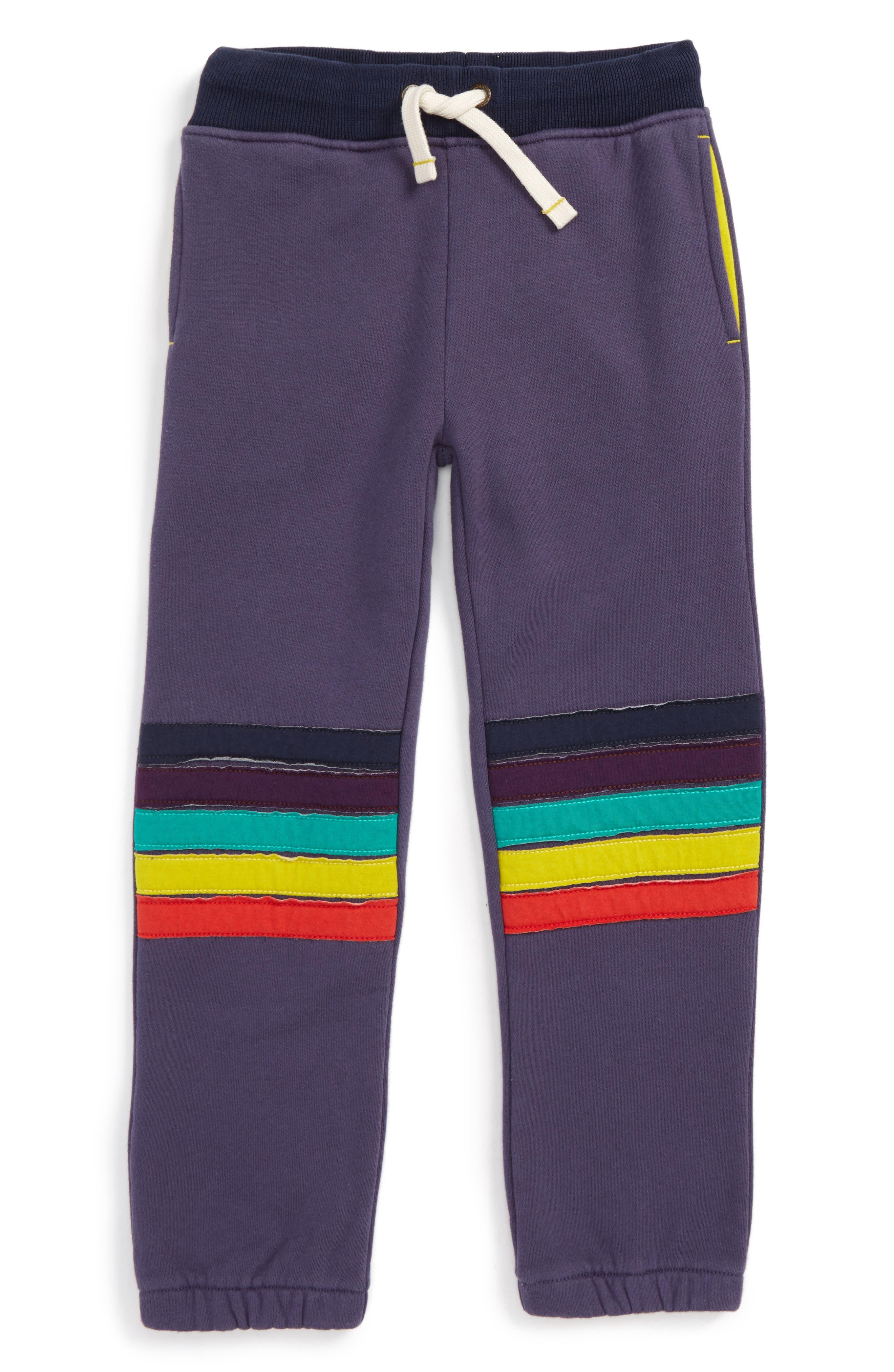 Mini Boden Fun Track Pants (Toddler Boys, Little Boys & Big Boys)