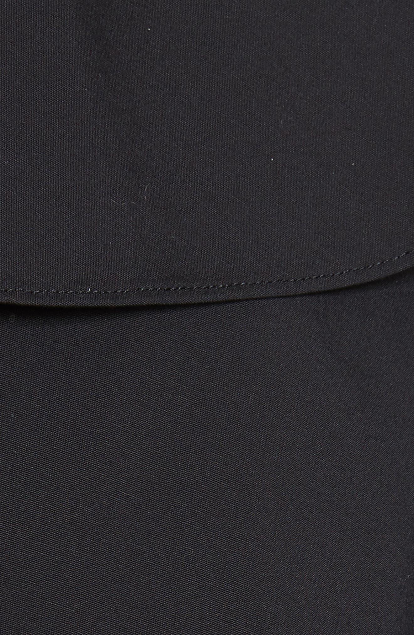Alternate Image 6  - Veronica Beard Gigi Ruffle One-Shoulder Top