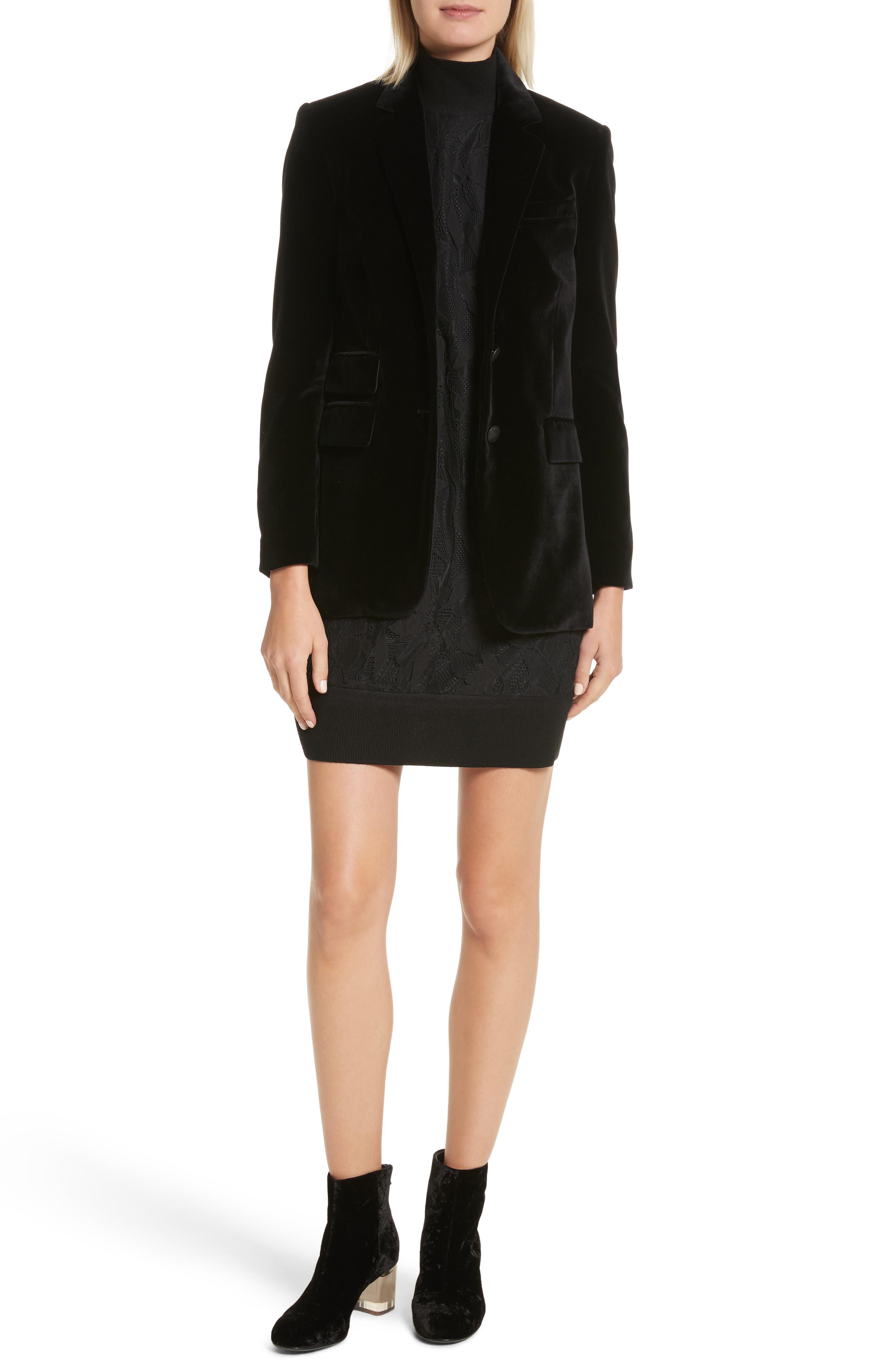 Alternate Image 2  - rag & bone Sofiya Lace Dress
