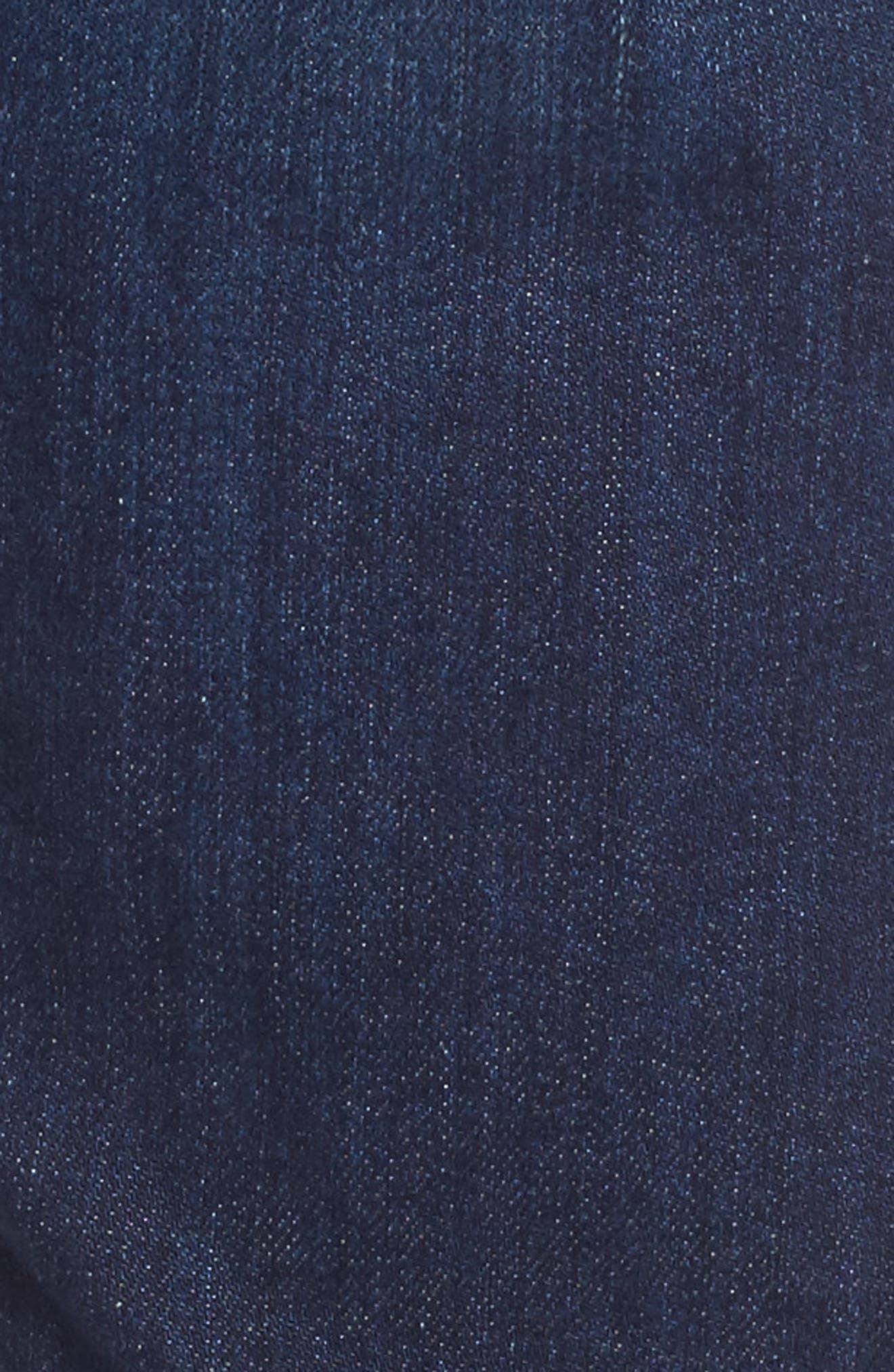 Alternate Image 5  - 7 For All Mankind® The Straight Slim Straight Fit Jeans (Montauk)