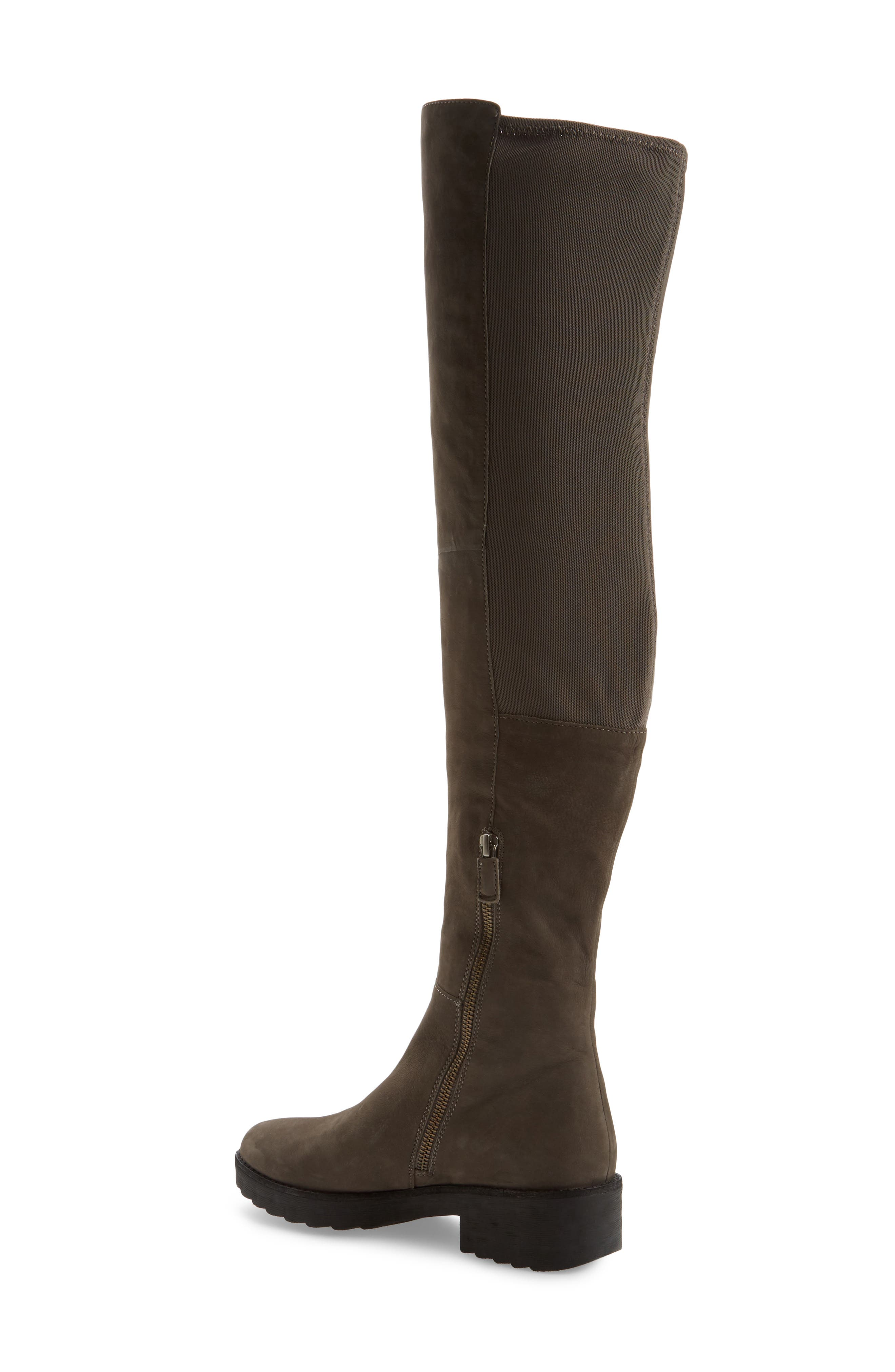 Alternate Image 2  - Eileen Fisher Loft Over the Knee Boot (Women)