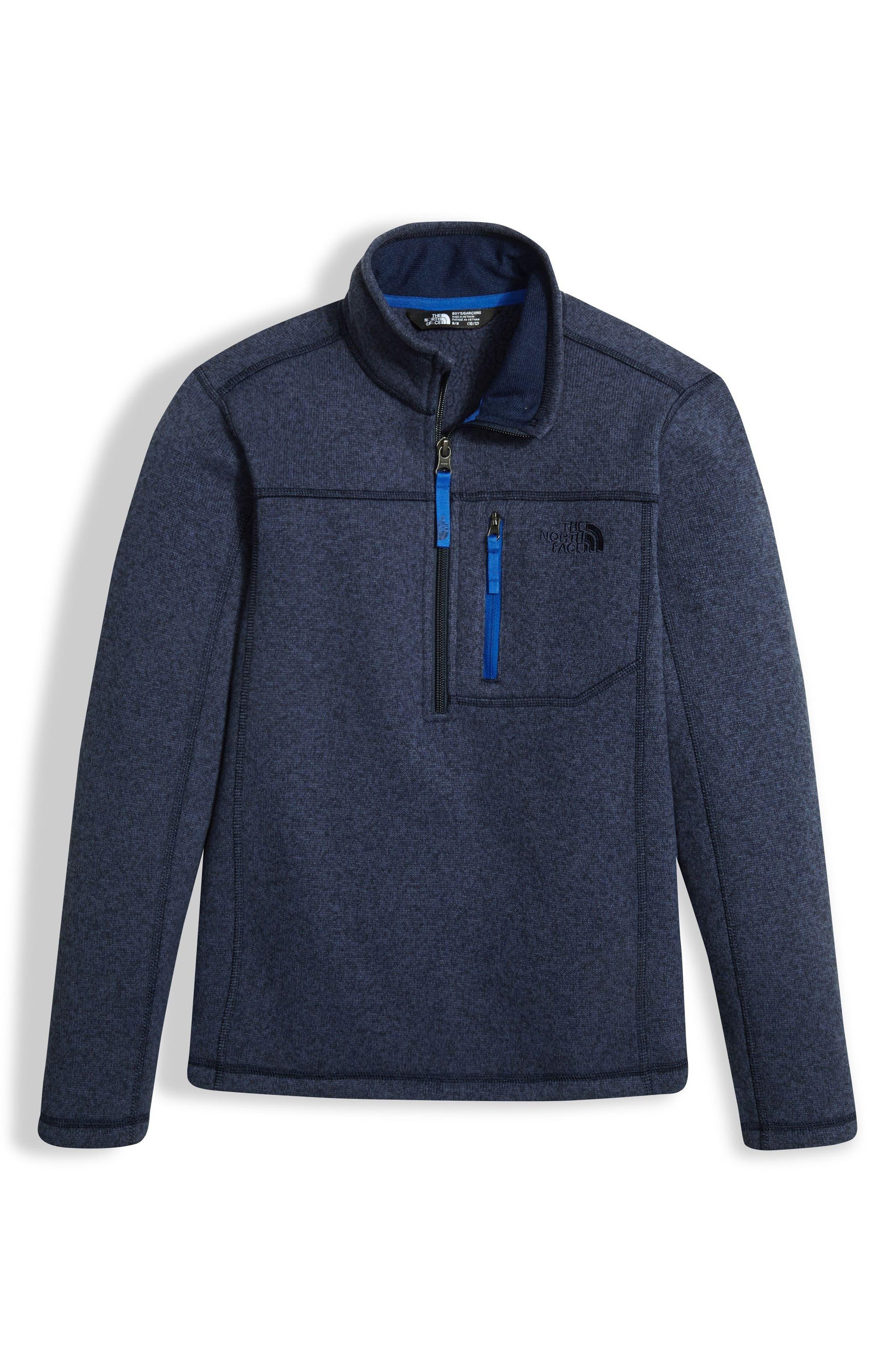Boys' The North Face Coats, Jackets & Outerwear: Fleece & Parka ...