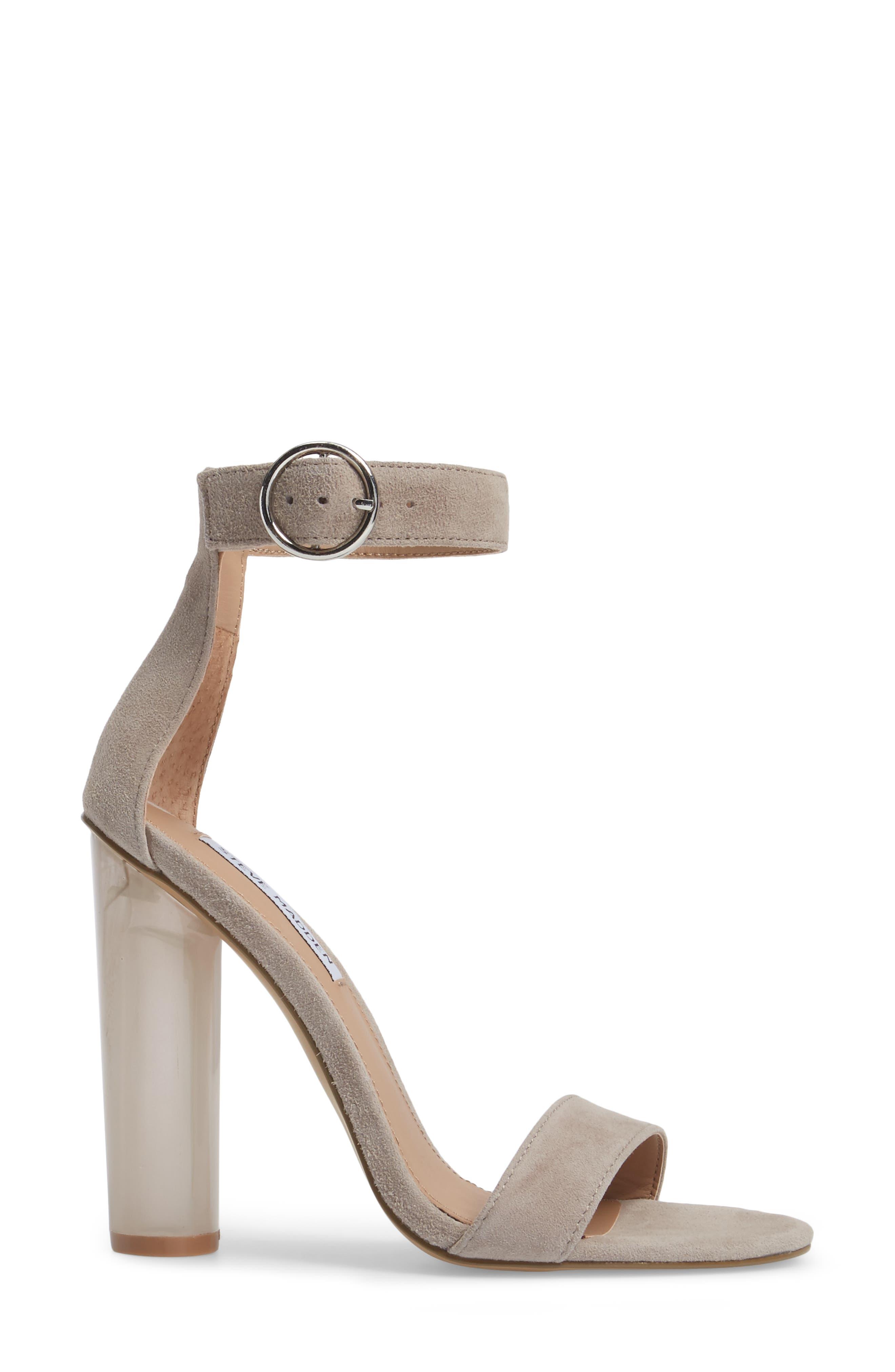 Alternate Image 3  - Steve Madden Teaser Sandal (Women)