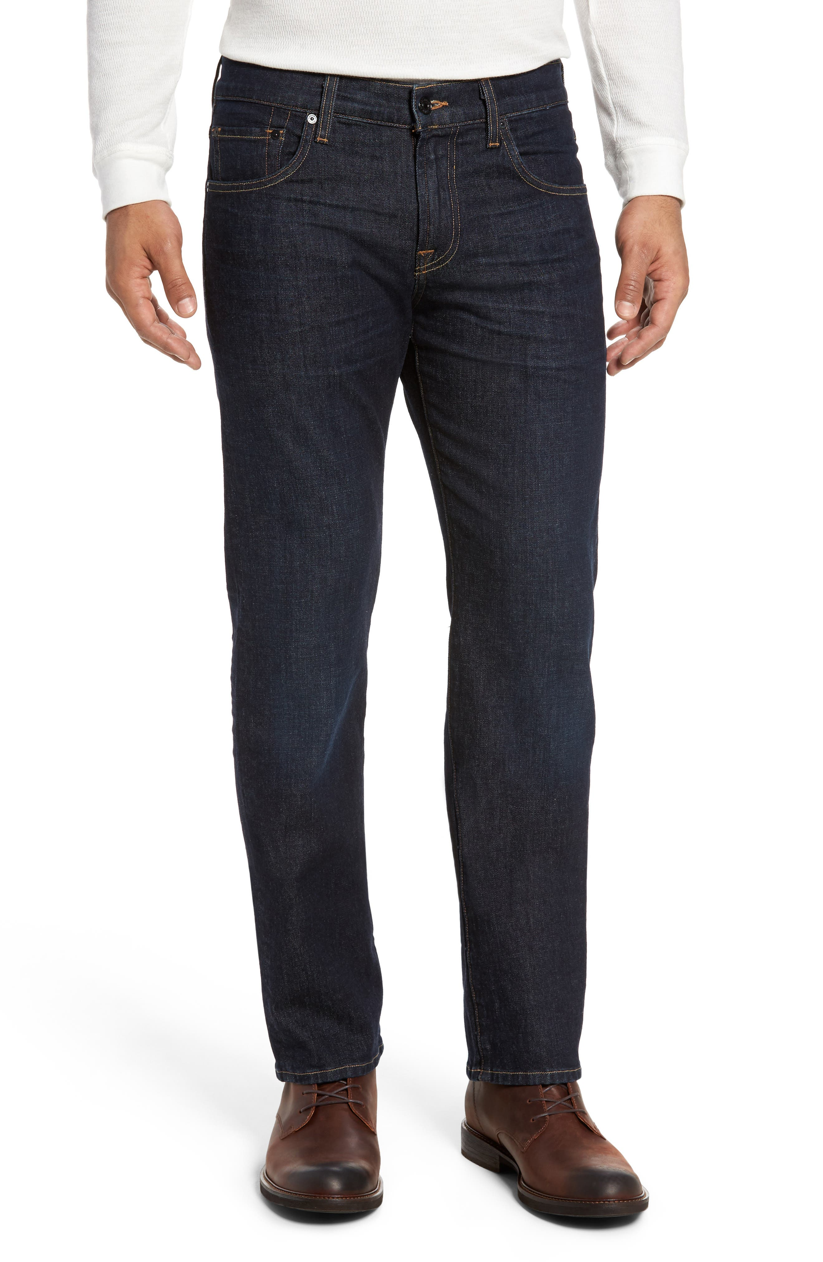 Alternate Image 1 Selected - 7 For All Mankind® Austyn Relaxed Fit Jeans (Codec)