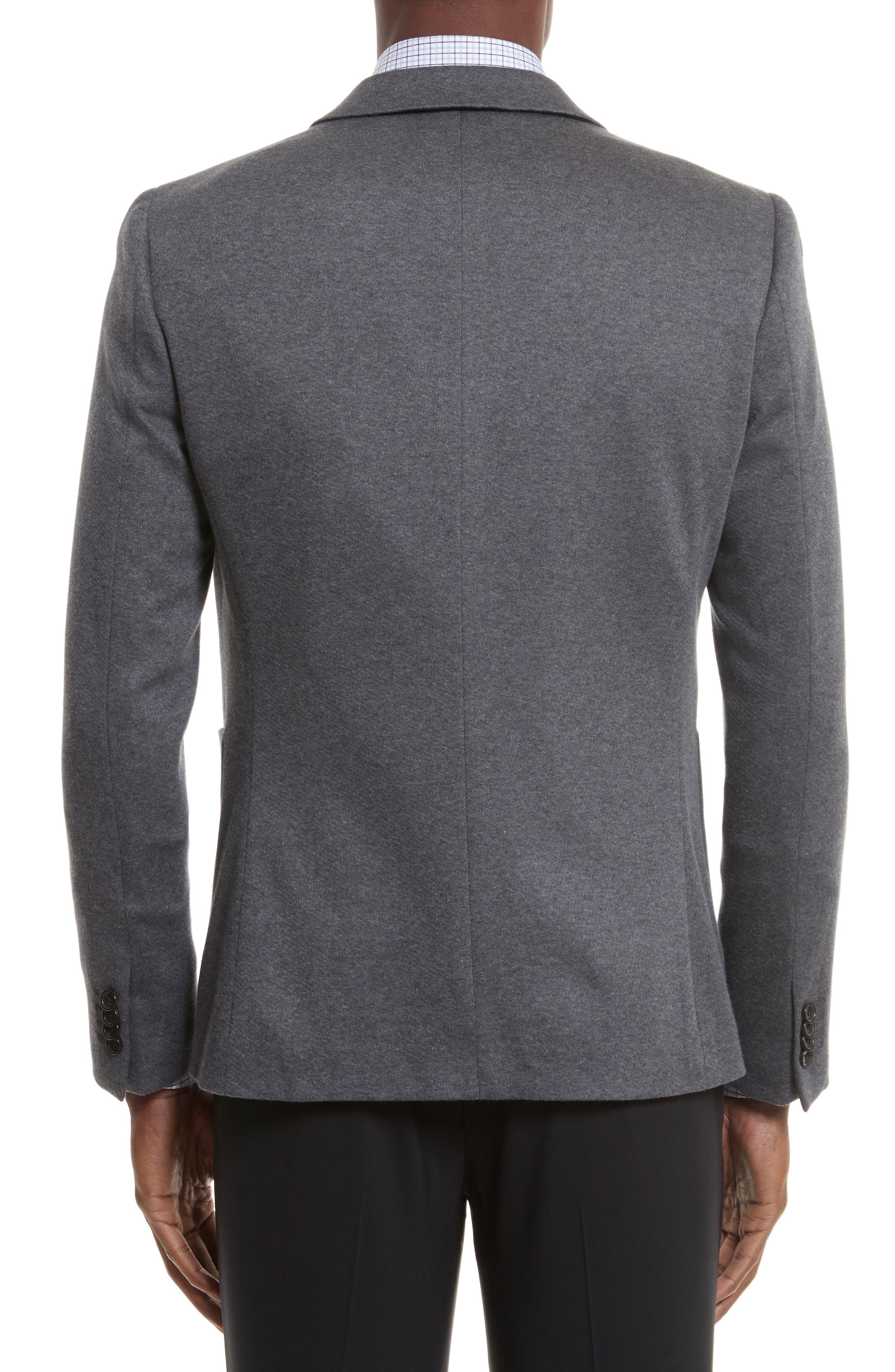Slim Fit Sport Coat,                             Alternate thumbnail 2, color,                             Grey