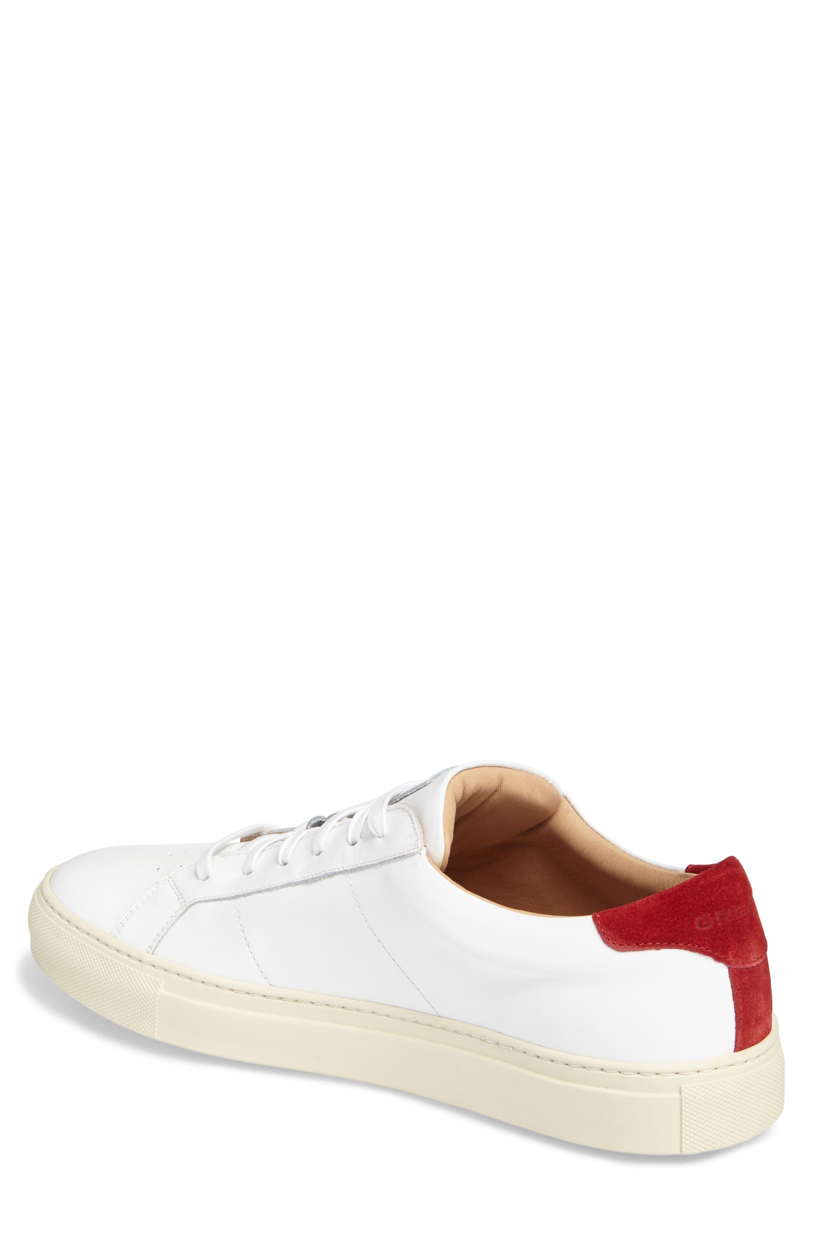 Alternate Image 2  - Greats Royale Vintage Low Top Sneaker (Men) (Nordstrom Exclusive)