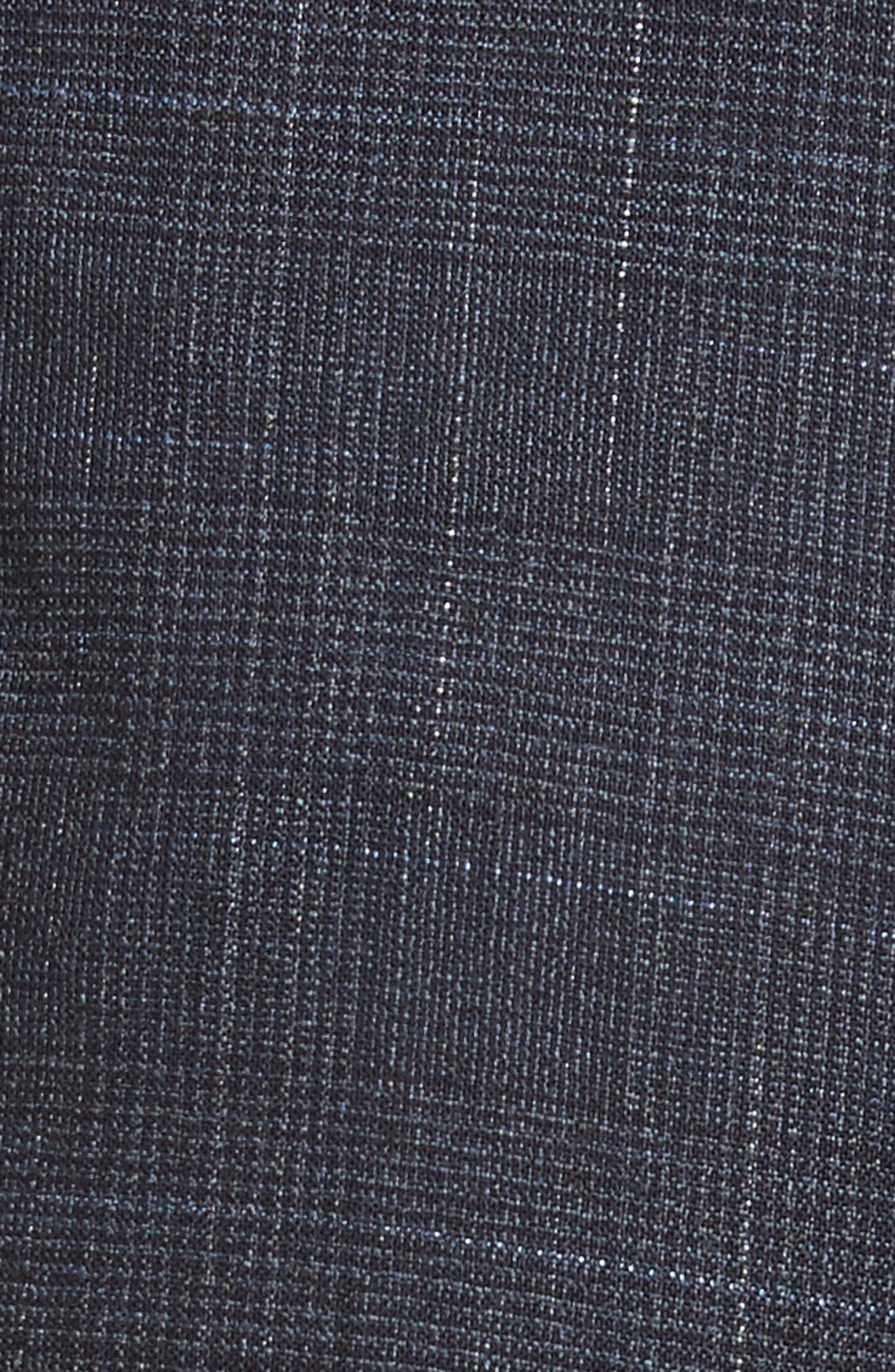 Alternate Image 5  - Lafayette 148 New York Barrow Stretch Wool Pants