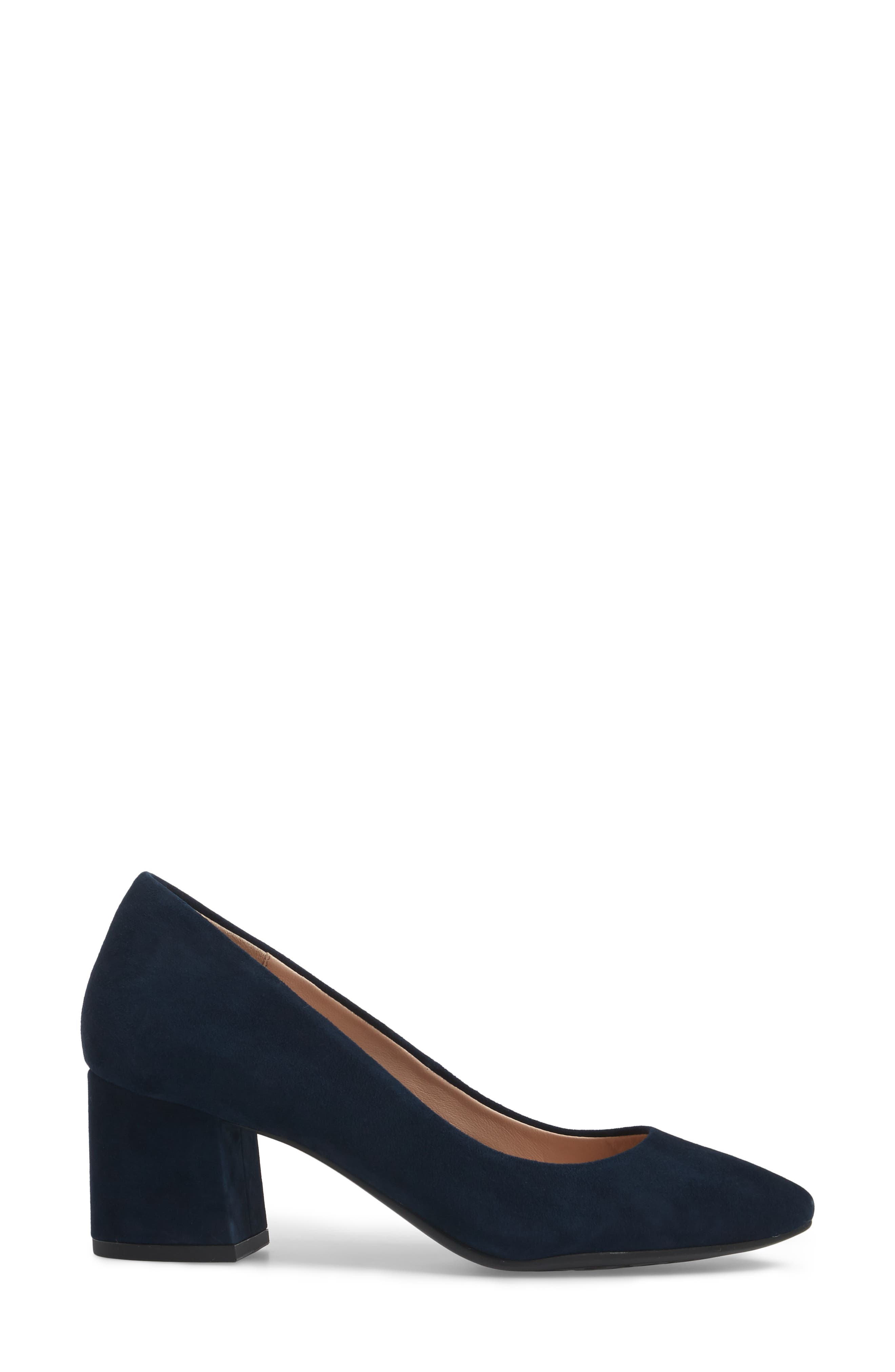 Alternate Image 3  - Taryn Rose Rochelle Block Heel Pump (Women)