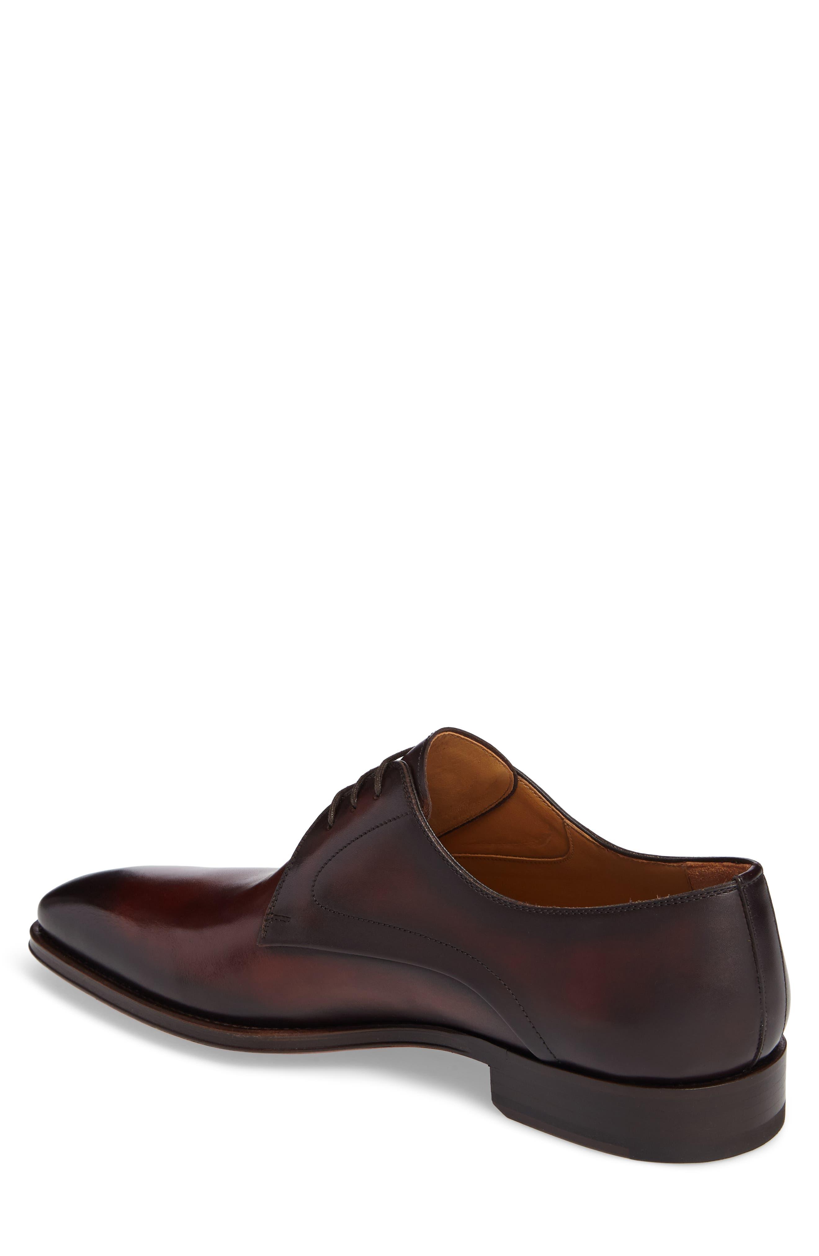 Alternate Image 2  - Magnanni Mario Plain Toe Derby (Men)