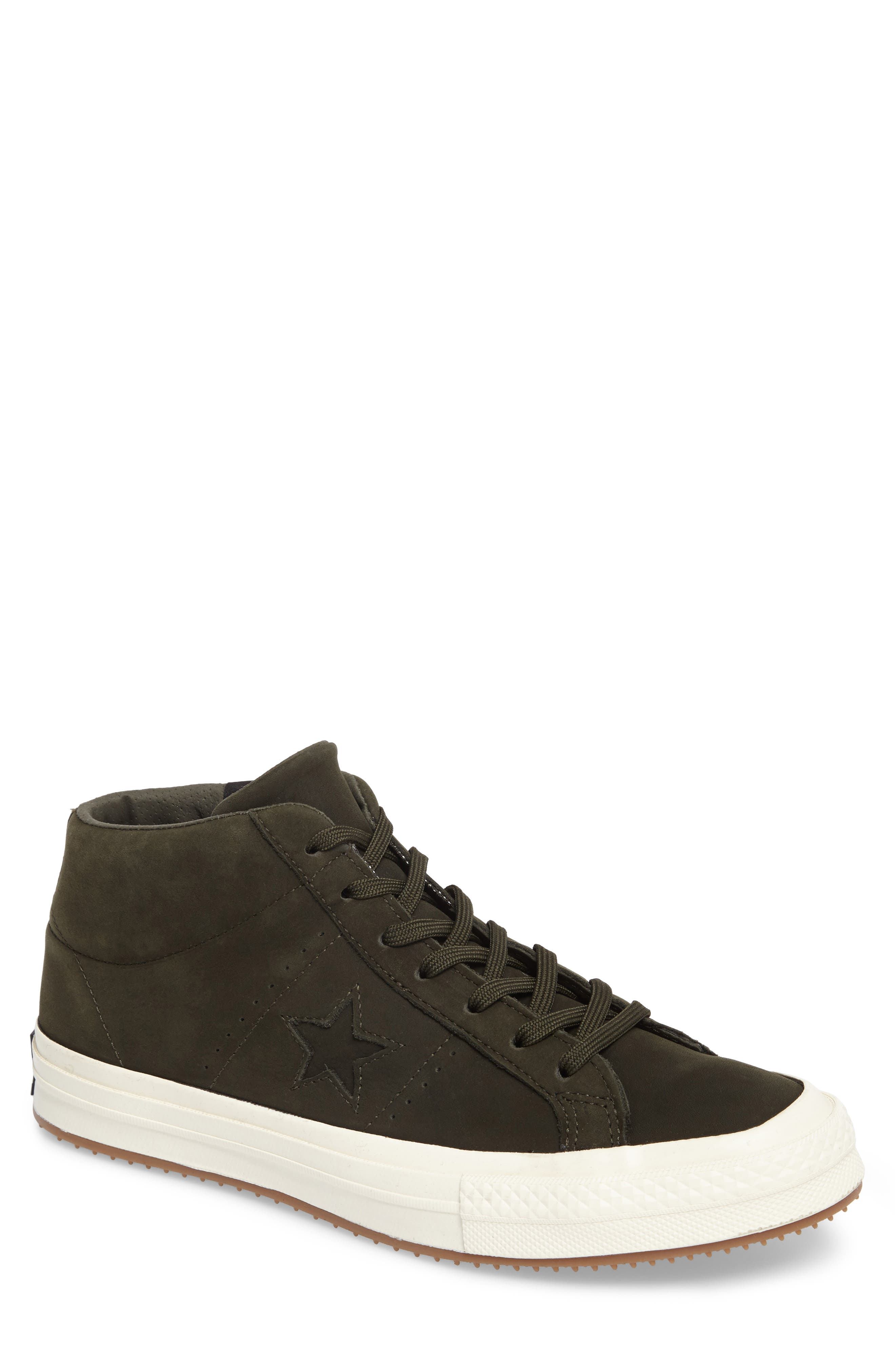 Converse One Star Mid Sneaker (Men)