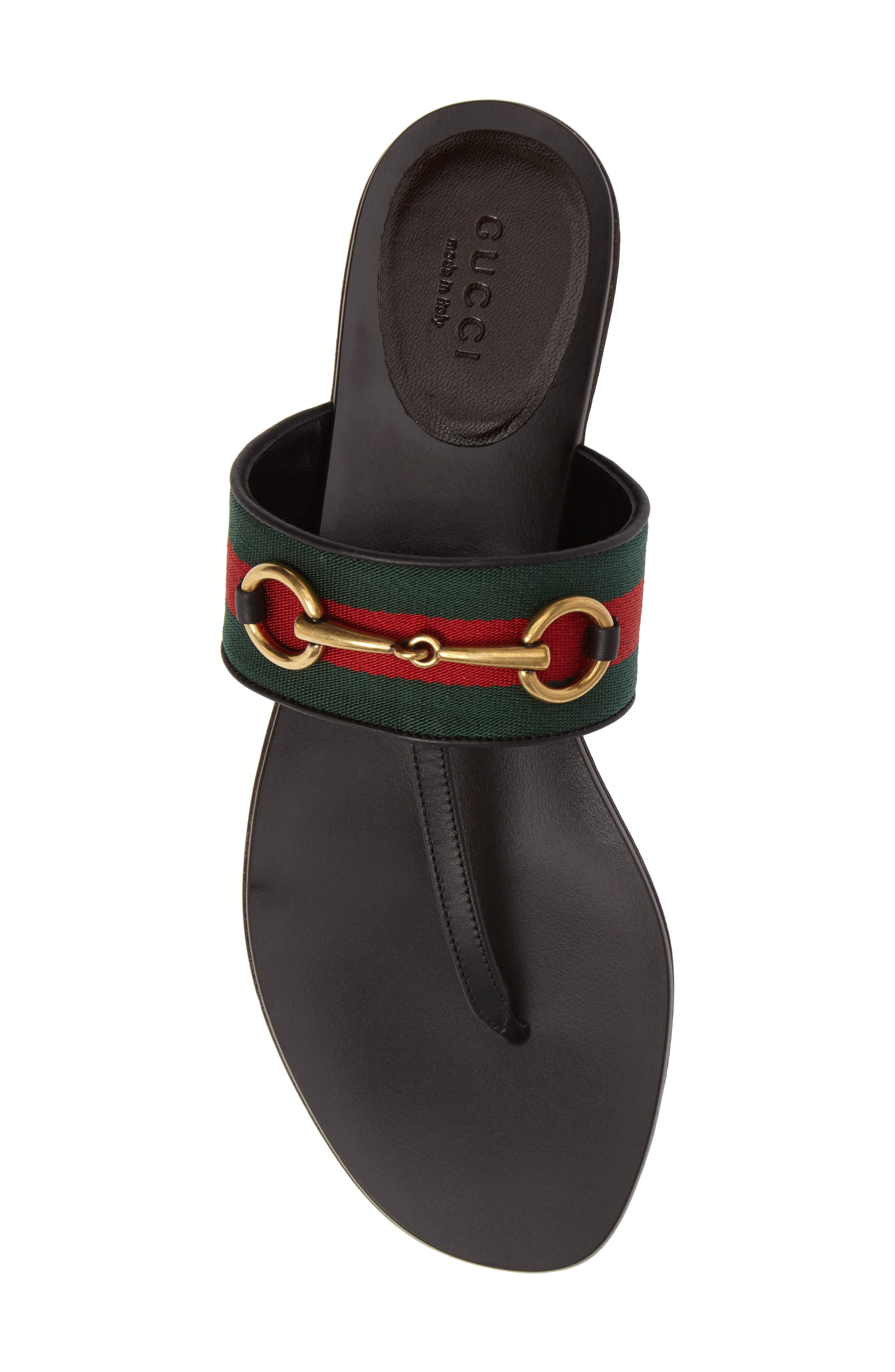 Alternate Image 5  - Gucci Querelle Sandal (Women)