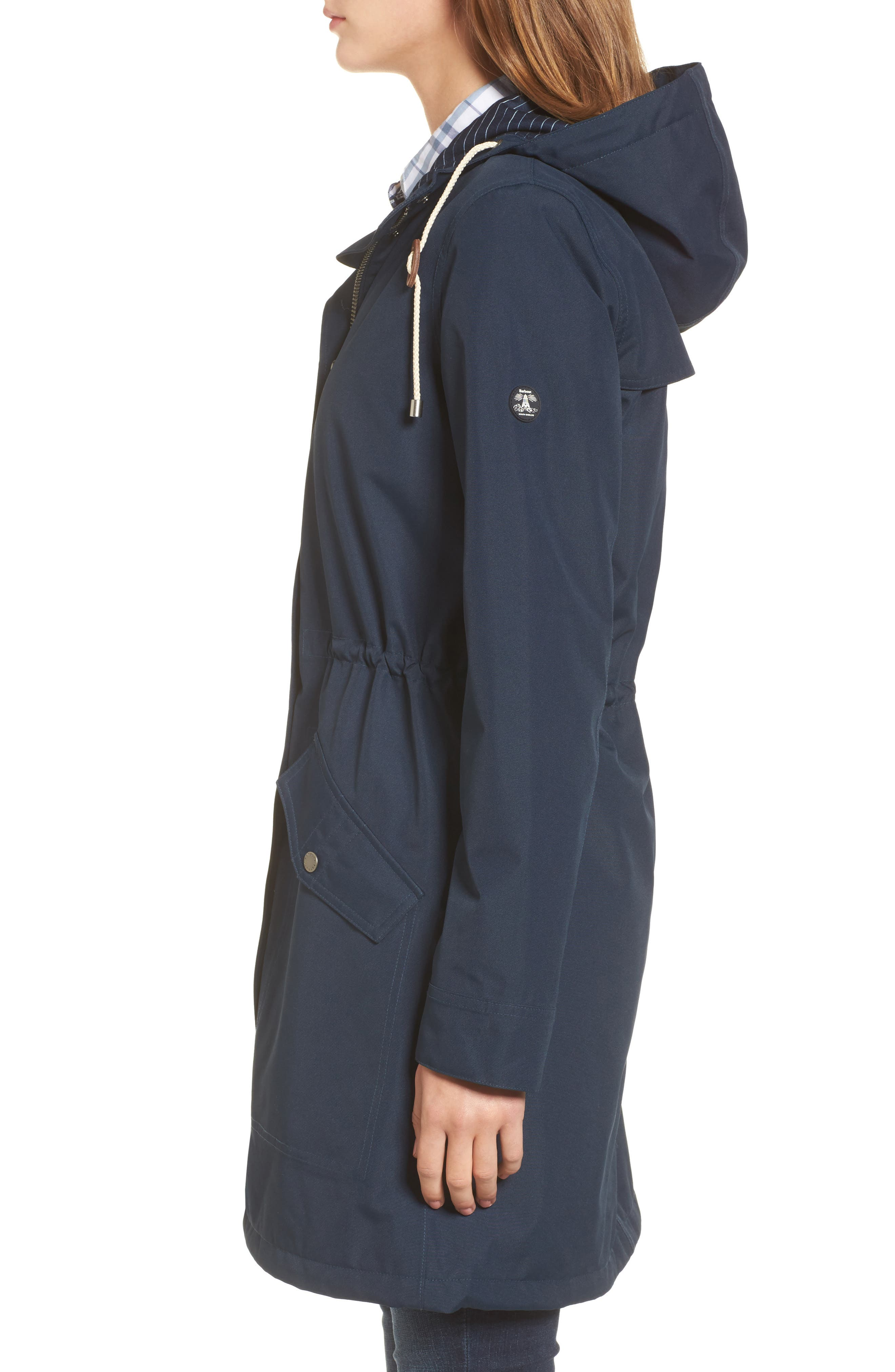 Whitford Anorak Jacket,                             Alternate thumbnail 3, color,                             Navy