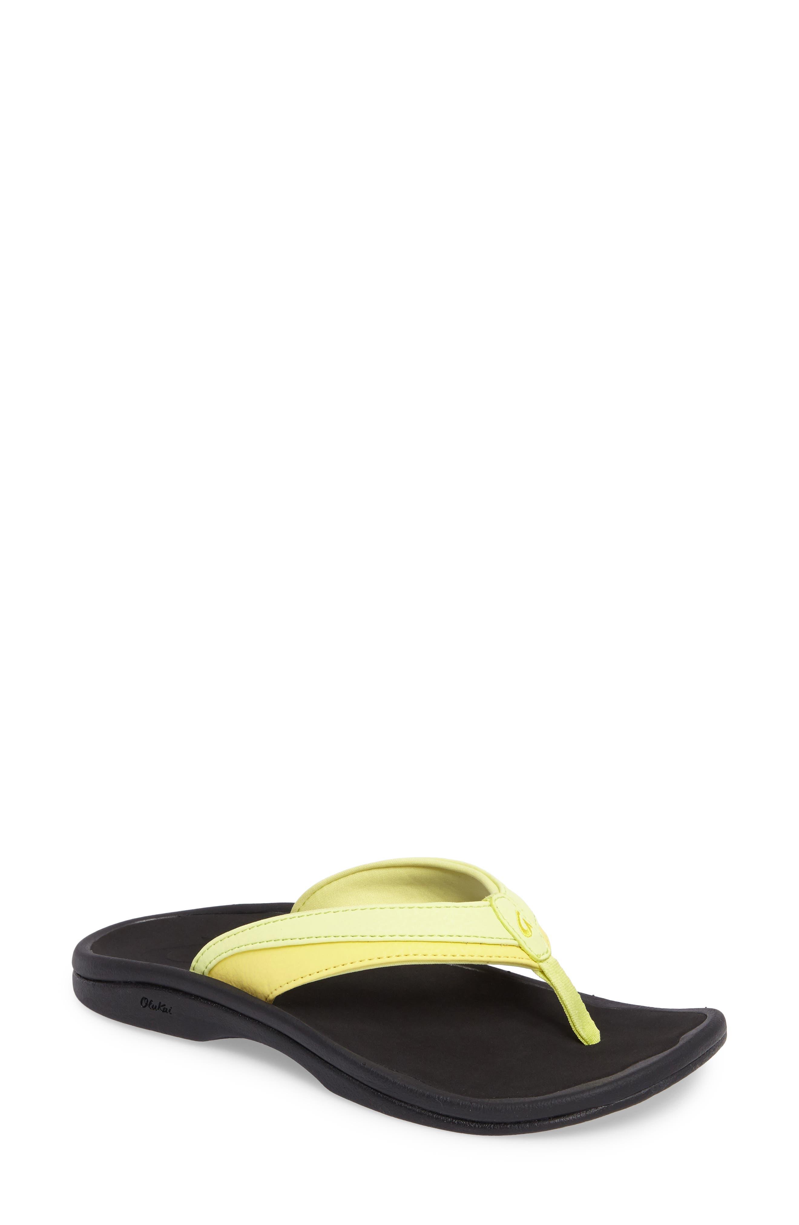 Alternate Image 1 Selected - OluKai 'Ohana' Sandal (Women)