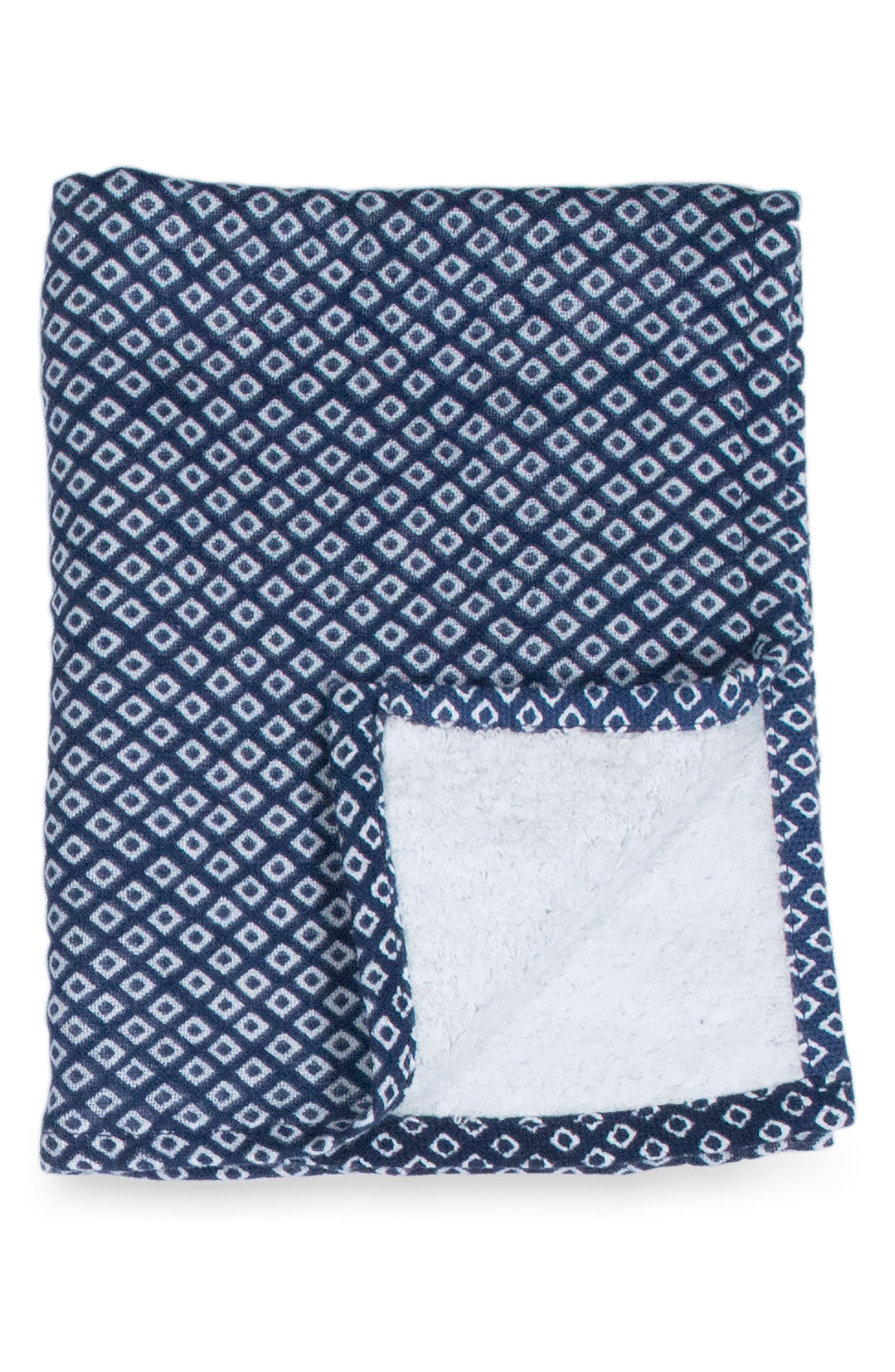 Alternate Image 1 Selected - Uchino Zero Twist Print Hand & Hair Towel