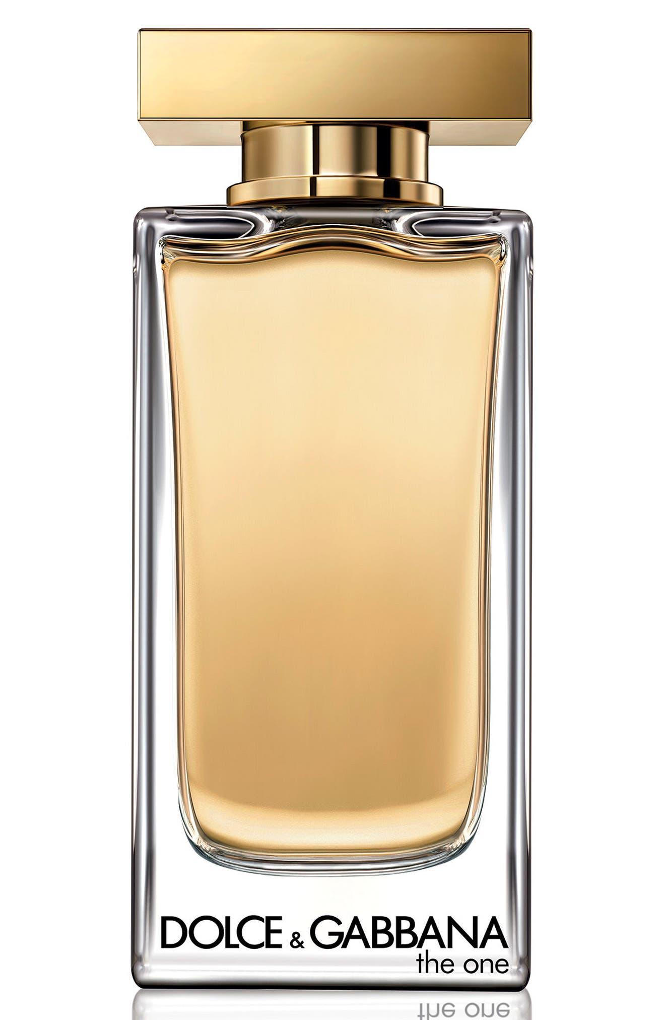 Dolce&Gabbana The One Eau de Toilette,                         Main,                         color, No Color