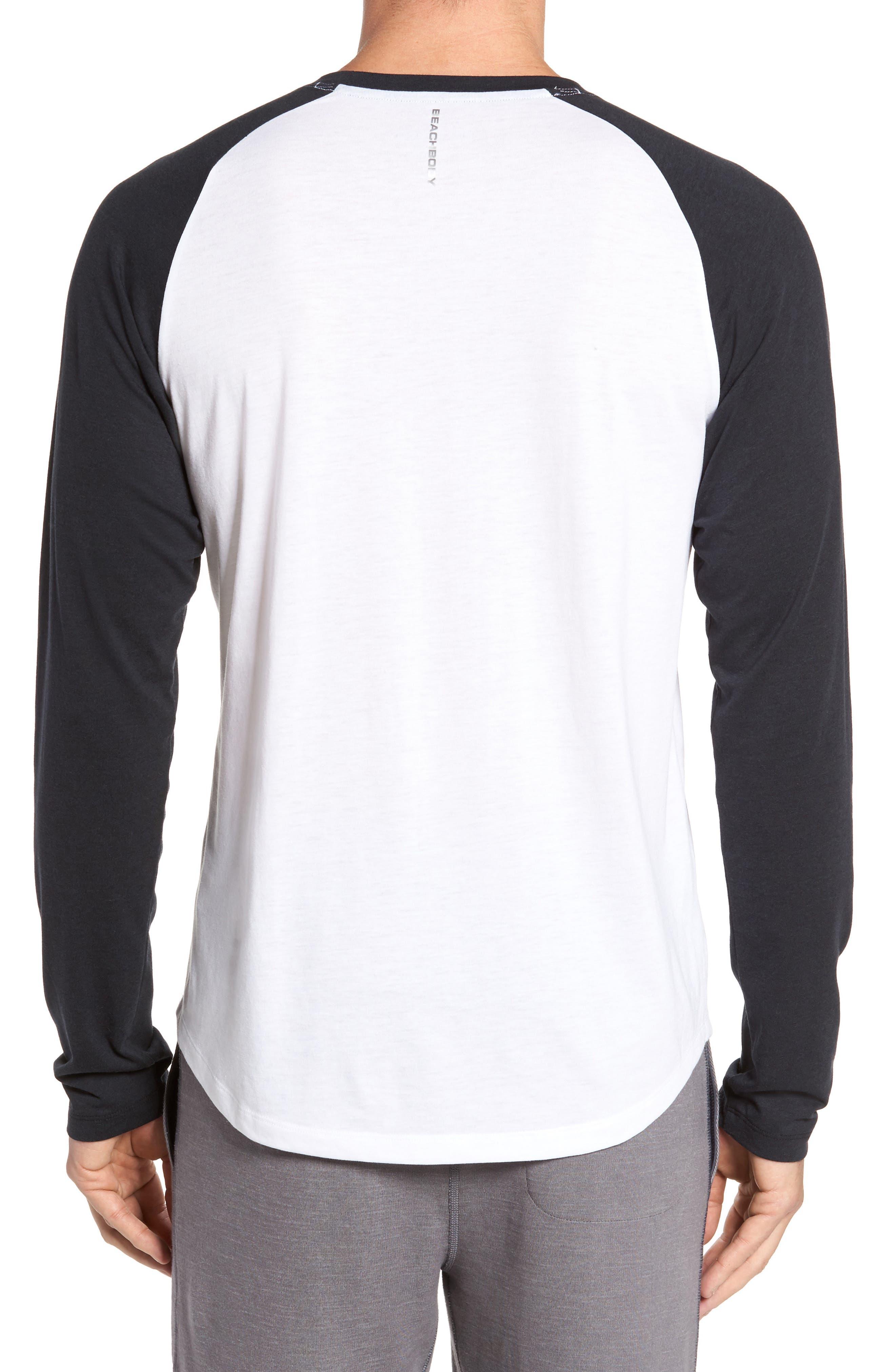 Alternate Image 2  - Beachbody Go-To Infinity Long Sleeve T-Shirt