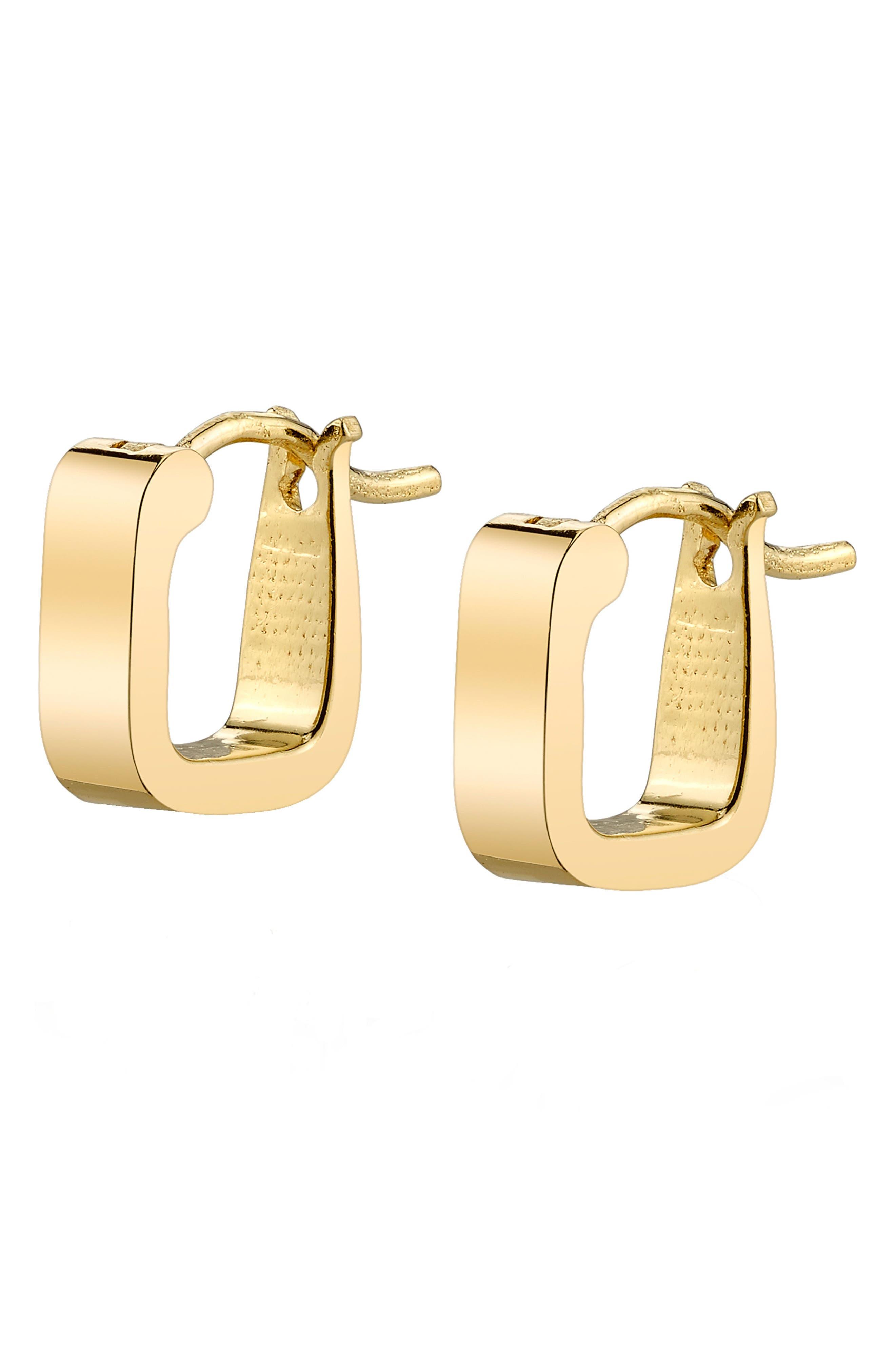 Iconery x Radisha Jones Hamsa Hand Stud Earrings
