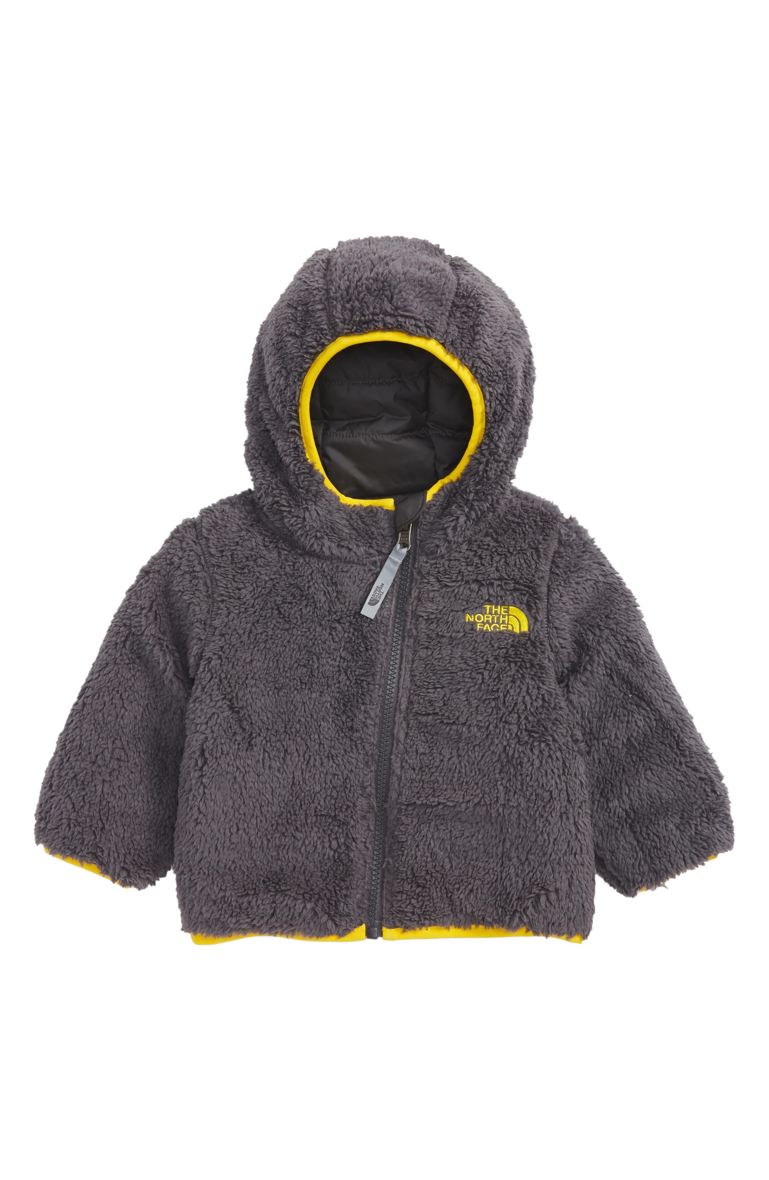 Mount Chimborazo Reversible Jacket,                             Alternate thumbnail 2, color,                             Canary Yellow