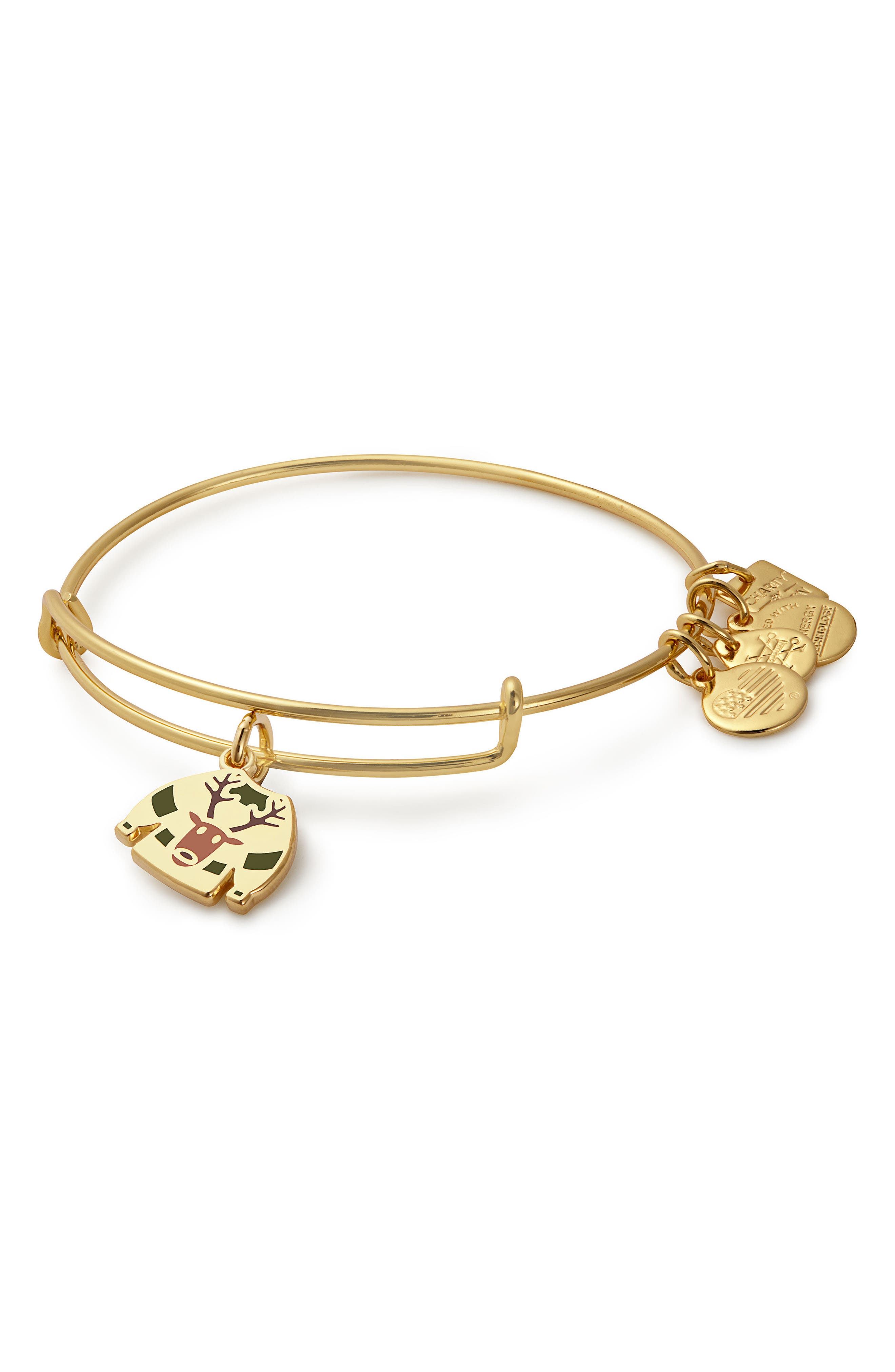 Alex and Ani Charity by Design Ugly Sweater Bangle