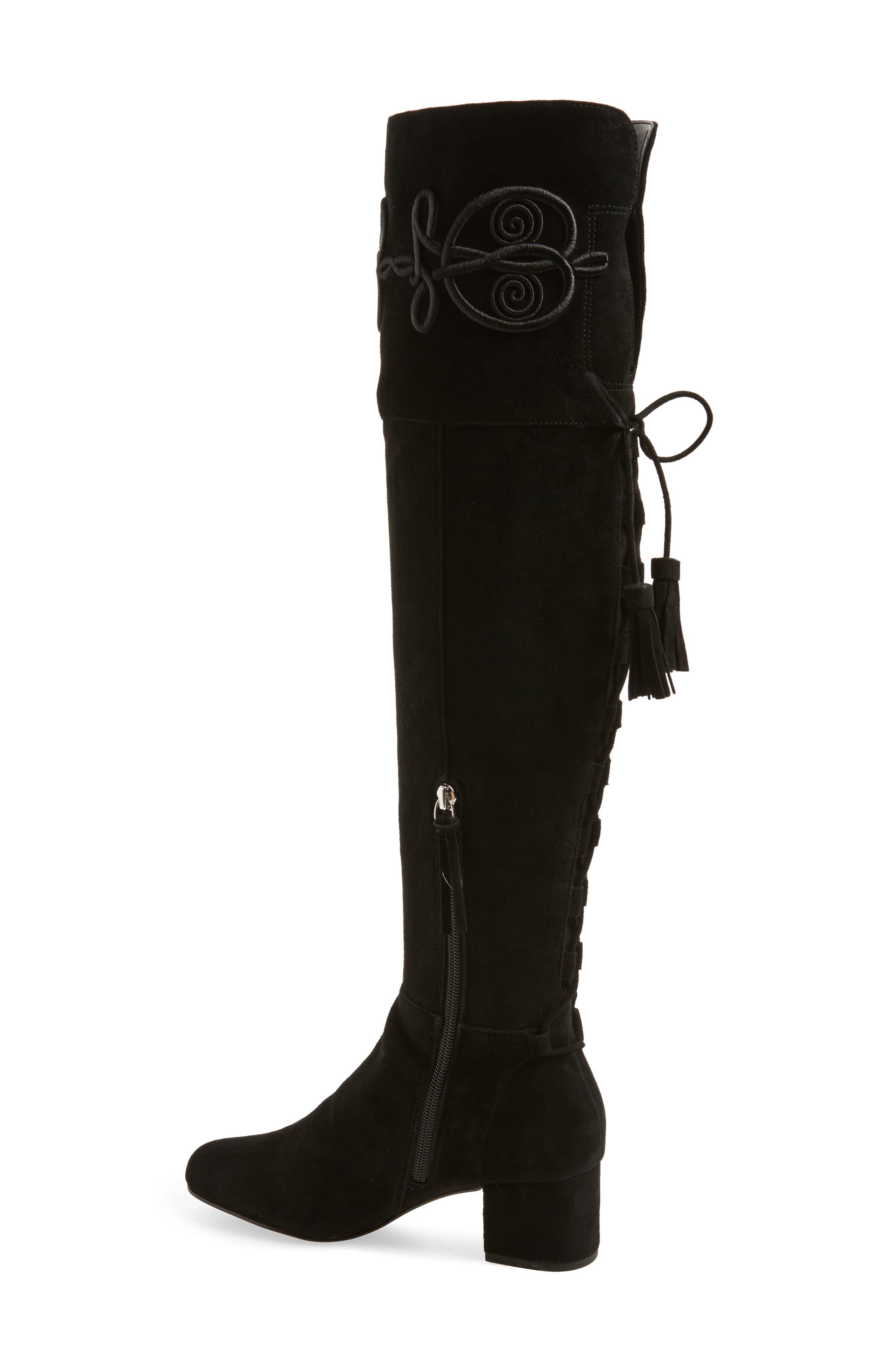 Alternate Image 2  - Rebecca Minkoff Shiloh Over the Knee Boot (Women) (Narrow Calf)