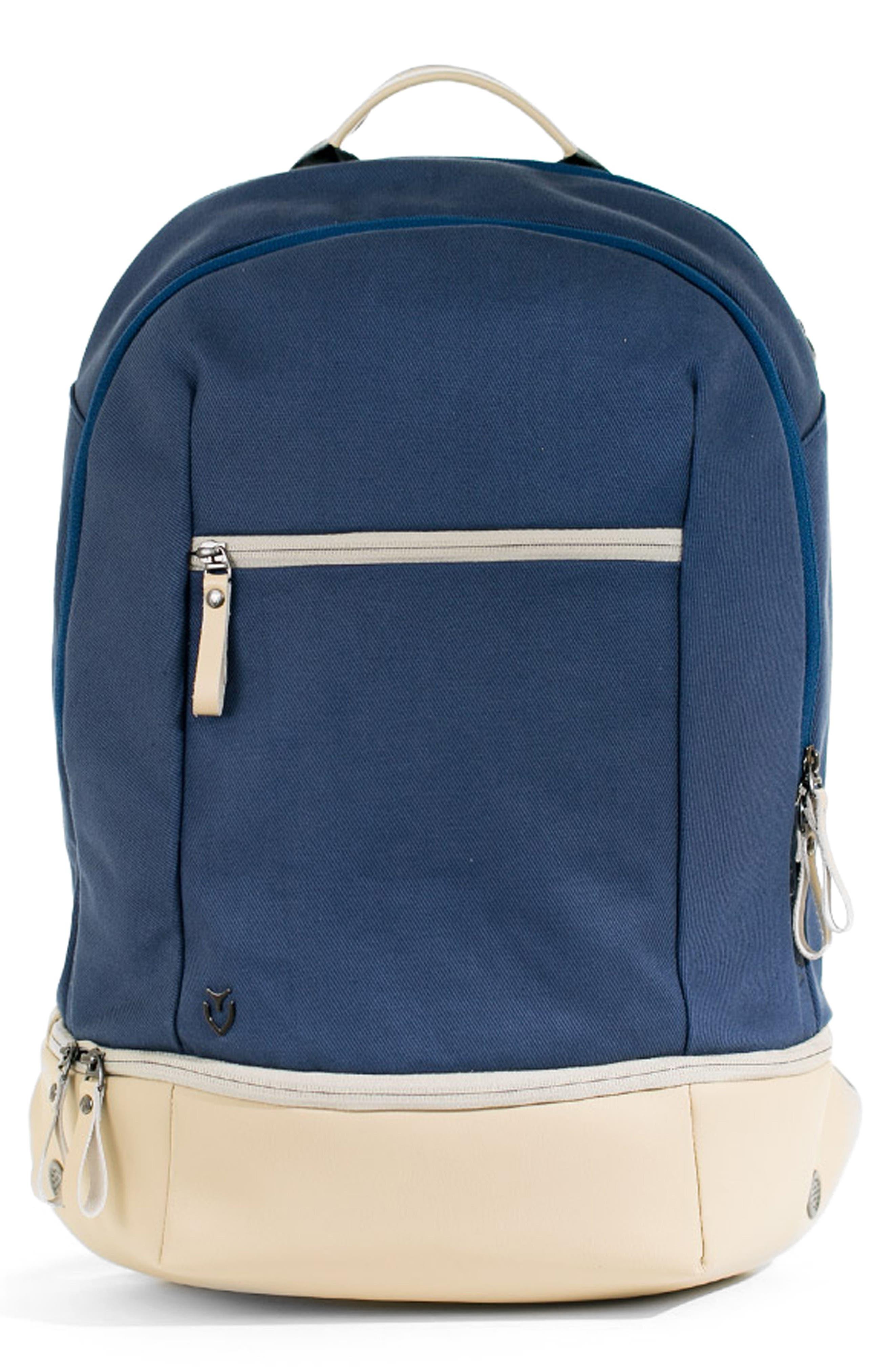 Signature Backpack,                             Main thumbnail 1, color,                             Navy