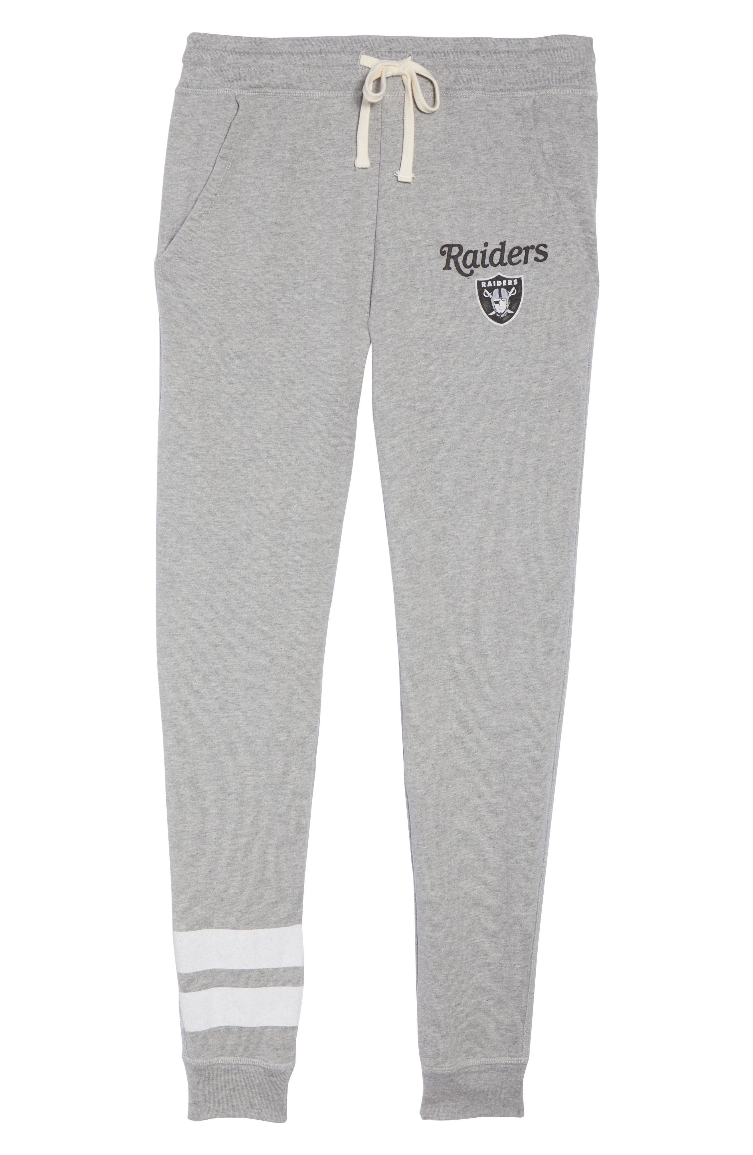 Alternate Image 4  - Junk Food NFL Oakland Raiders Sweatpants