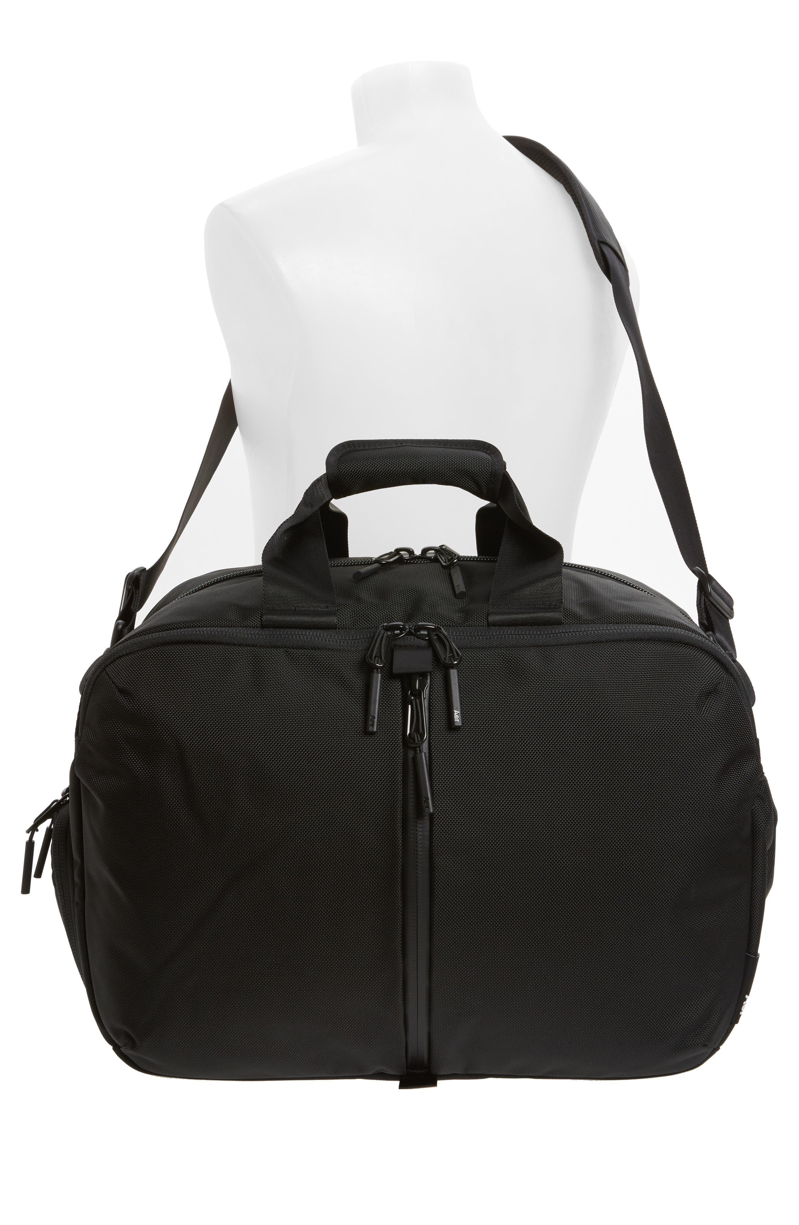 Gym Duffel 2 Bag,                             Alternate thumbnail 2, color,                             Black