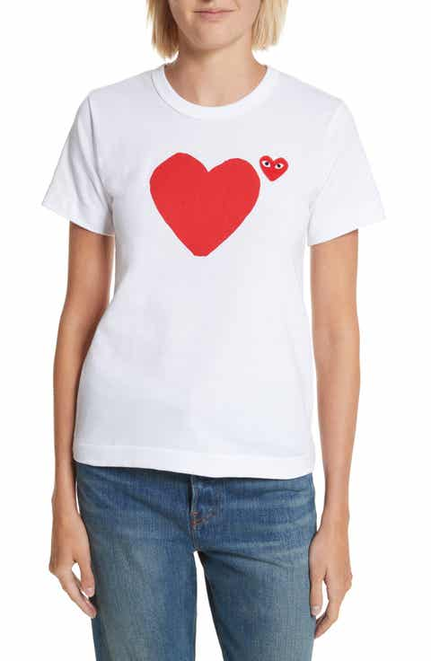 Designer T-Shirts for Women | Nordstrom